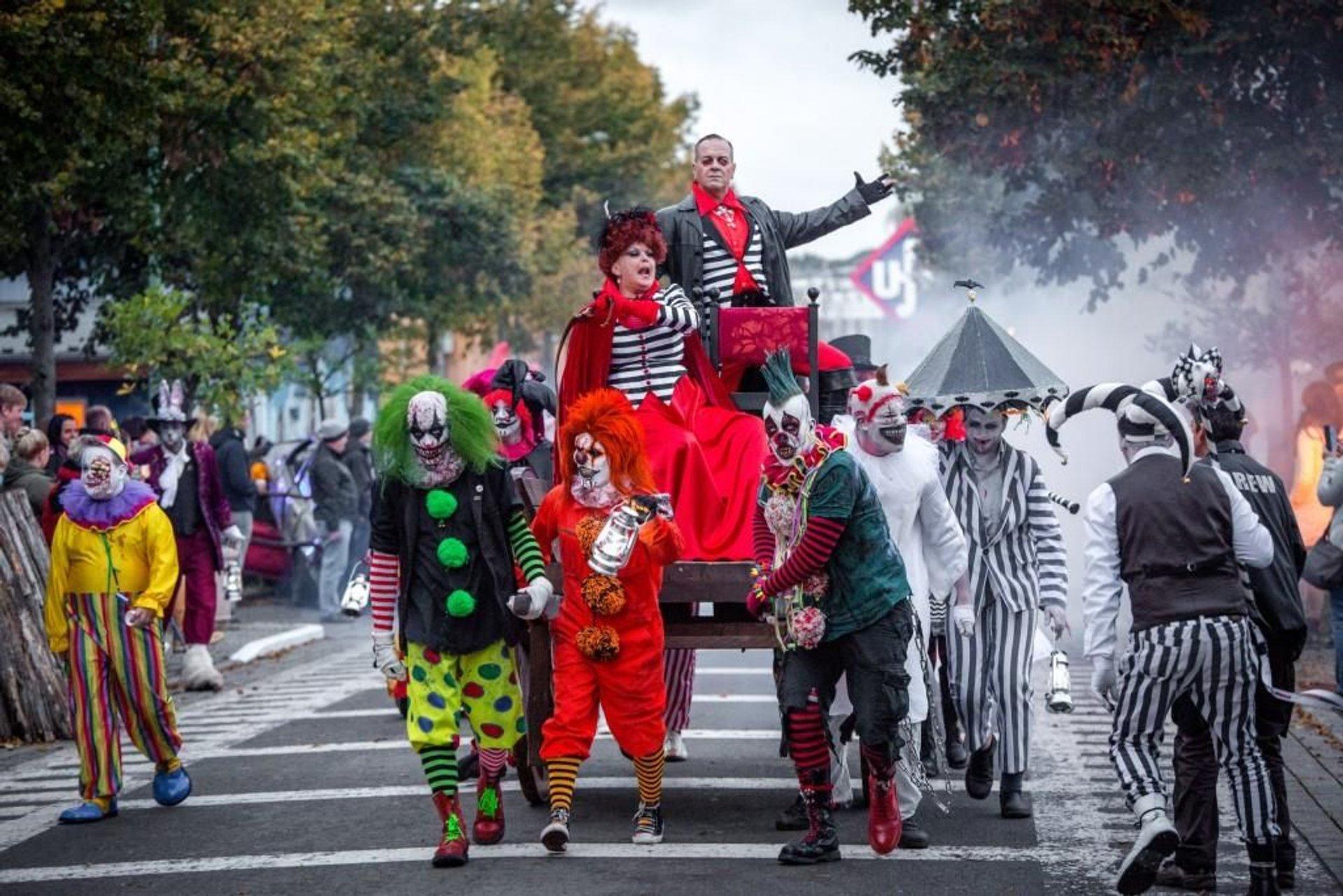 Halloween in Berlin - Best Season 2020