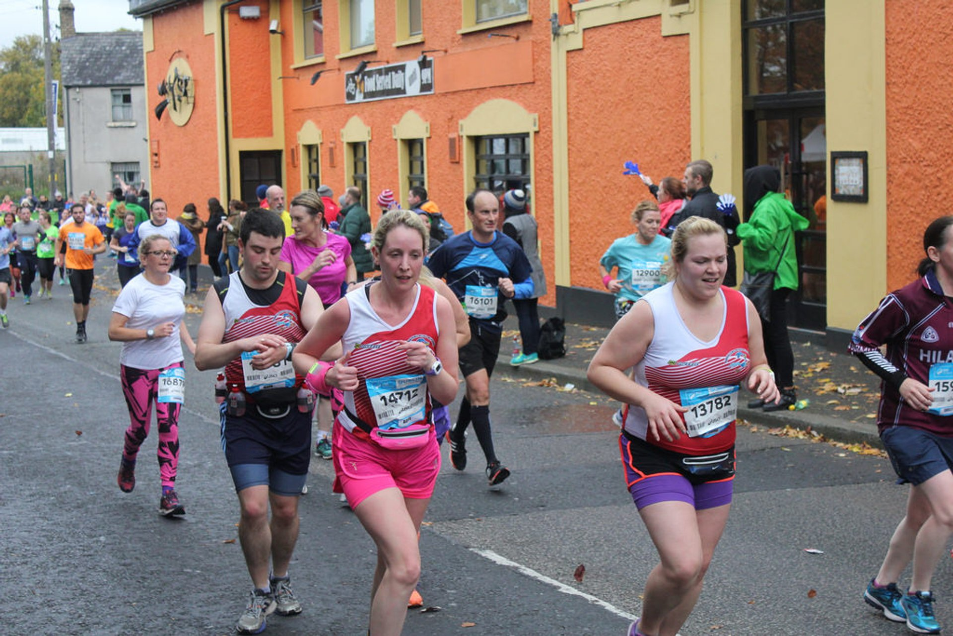 Best time for KBC Dublin Marathon in Dublin 2020