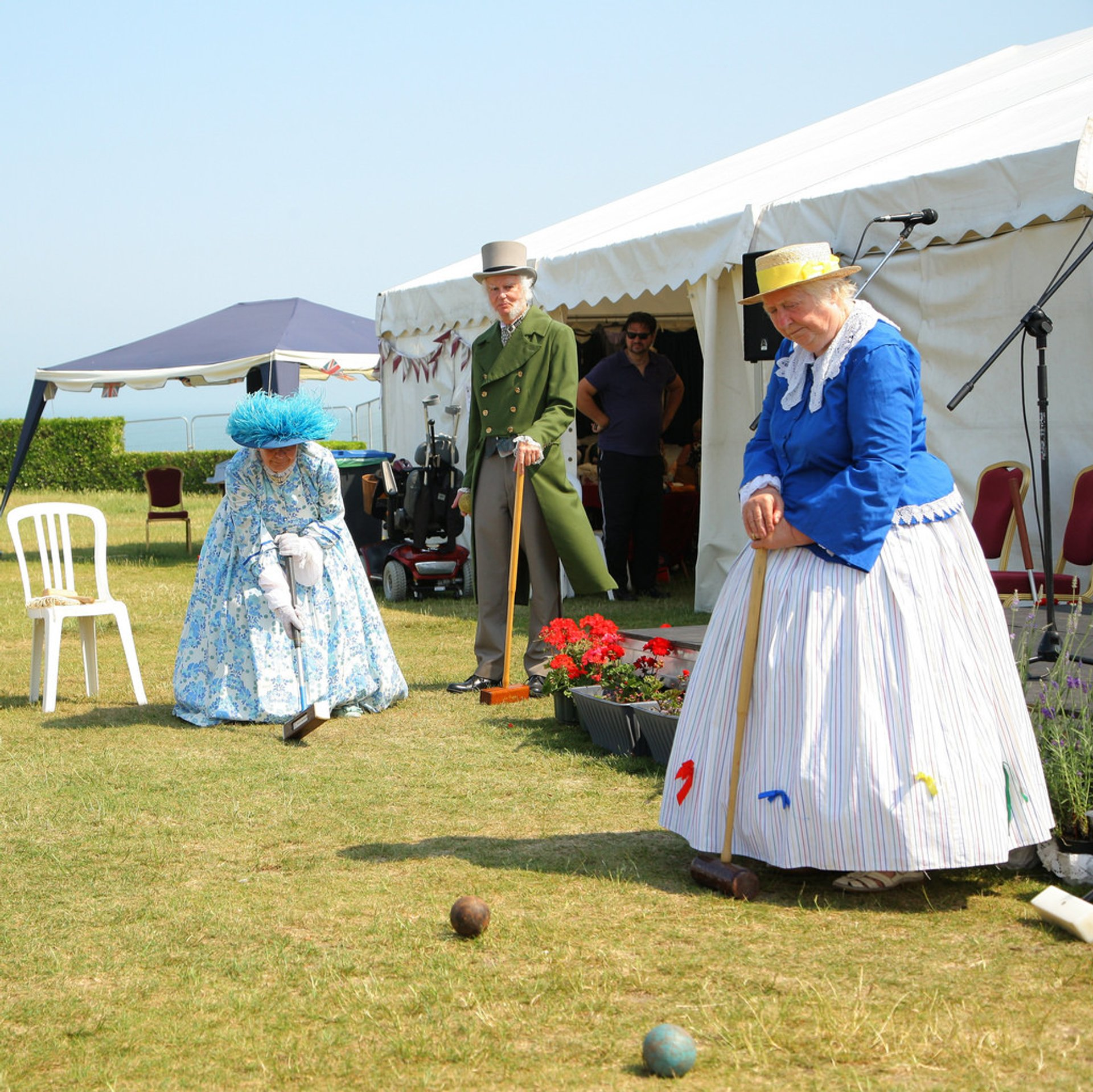 Best time for Broadstairs Dickens Festival 2019