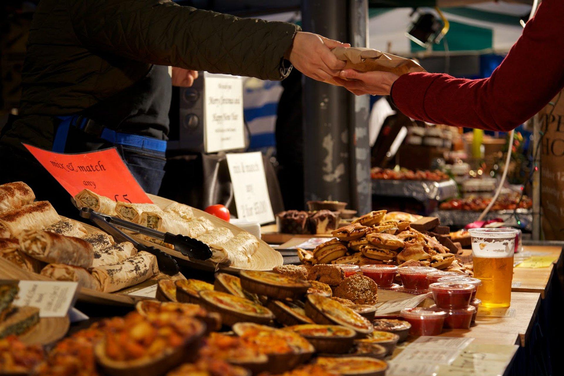 Southbank Centre Winter Market in London - Best Season 2020
