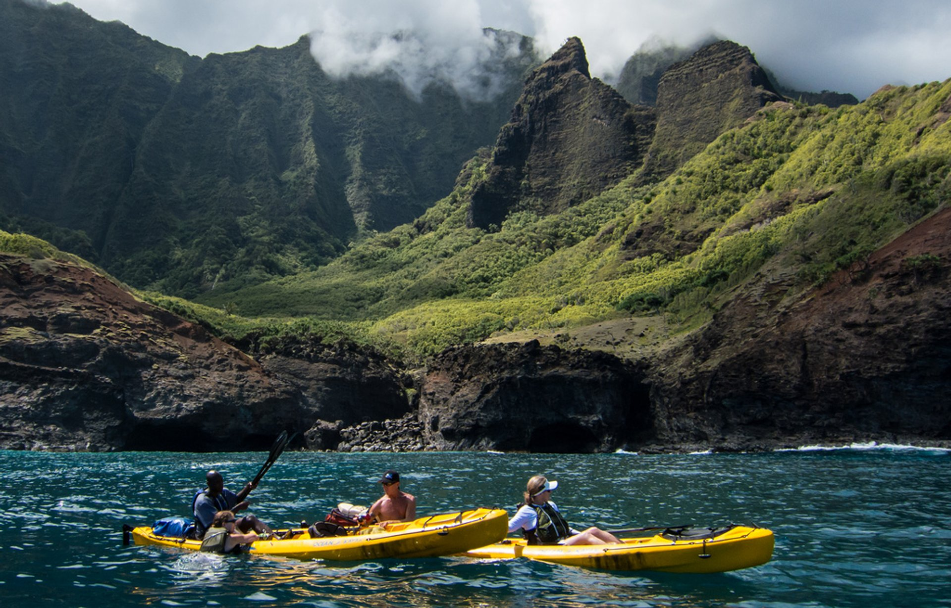 Kayaking and Canoeing in Hawaii 2020 - Best Time