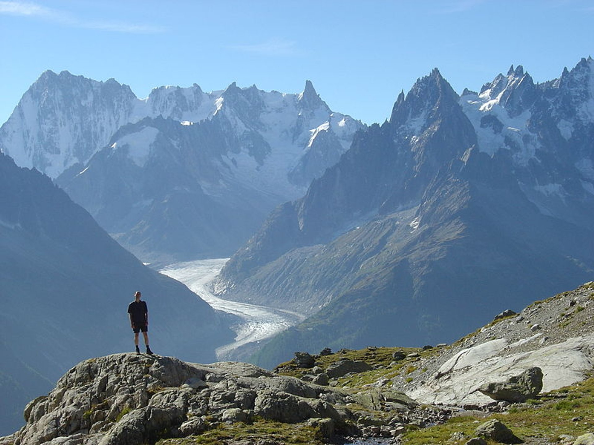 Best time for Tour du Mont Blanc in France 2020