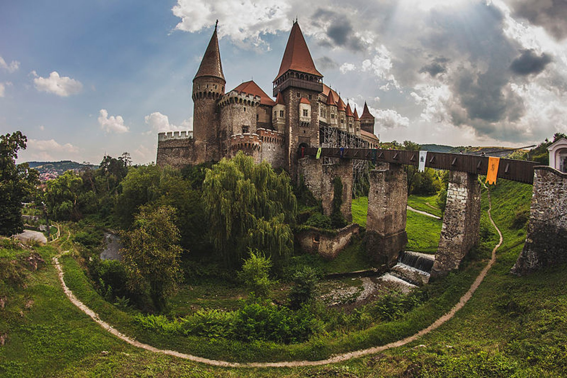 Corvin Castle (Castelul Corvinilor) in Romania 2020 - Best Time