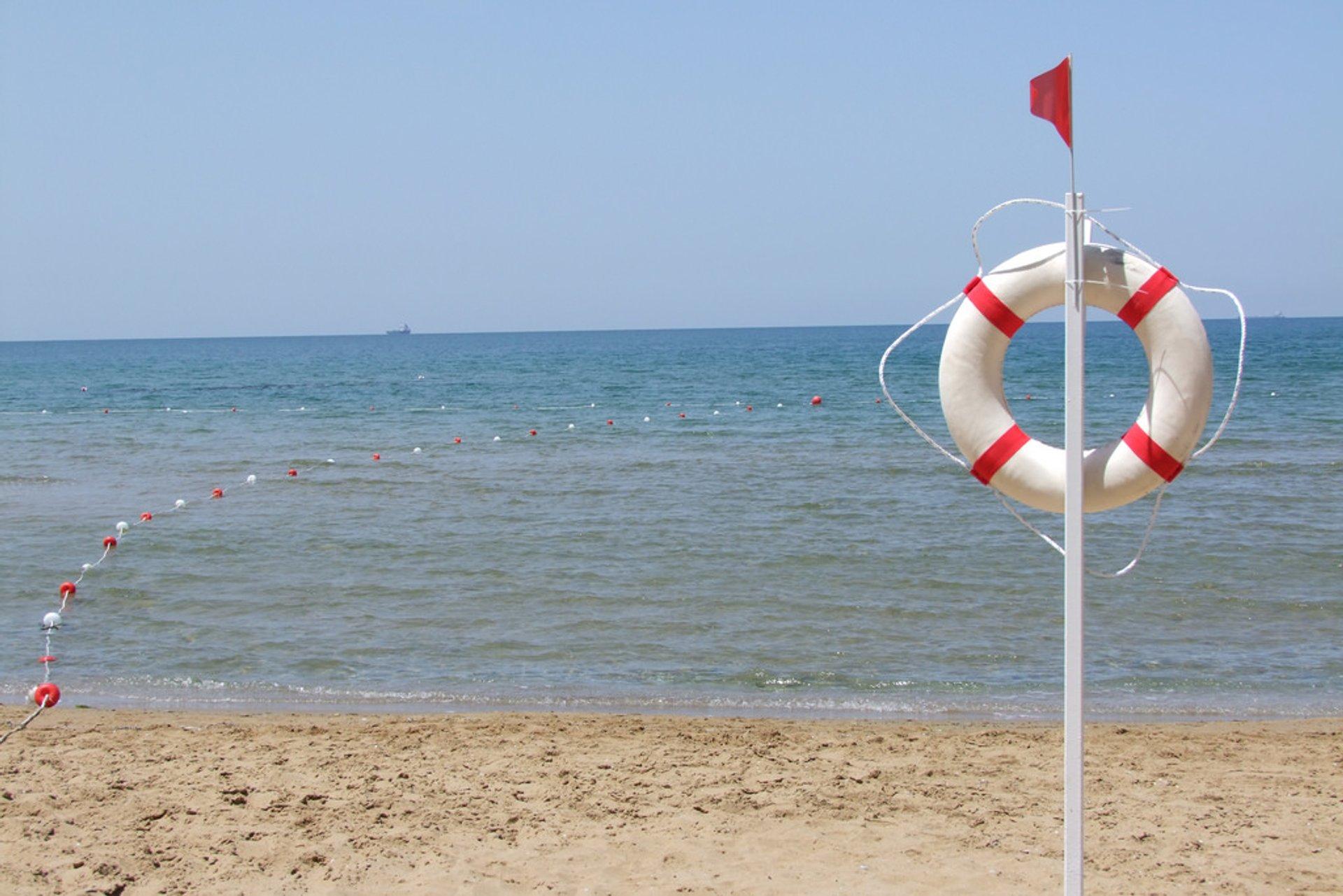 Beach Season (Black Sea) in Turkey 2020 - Best Time