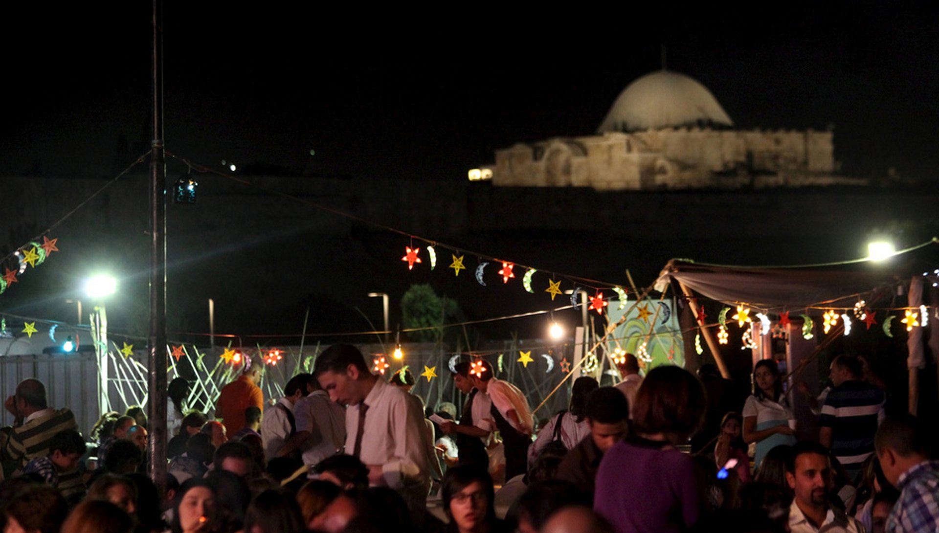 Citadel Nights in Jordan - Best Season