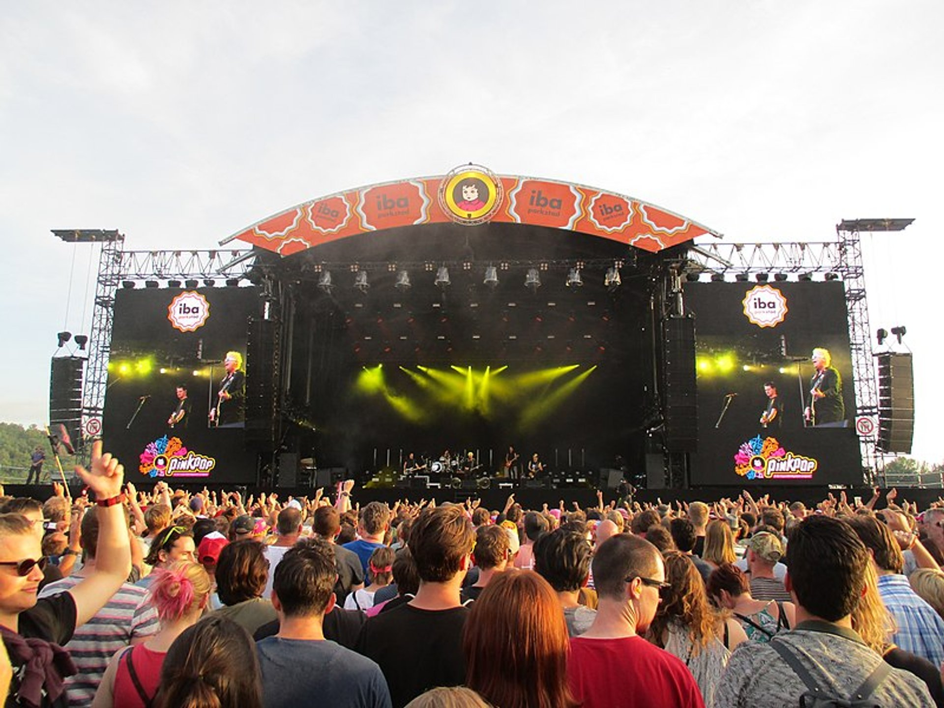 Pinkpop Festival in The Netherlands - Best Time