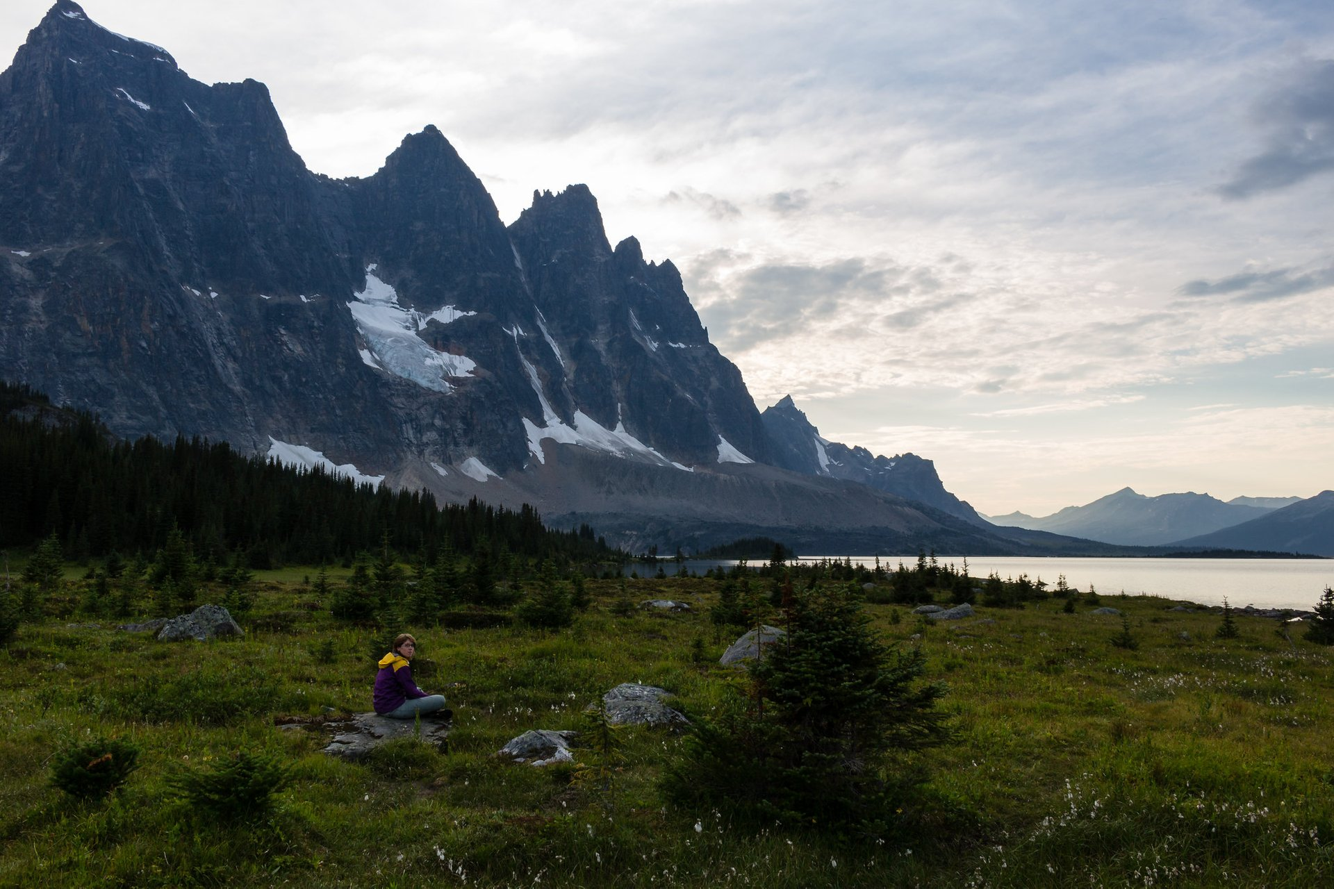 Best time to see Tonquin Valley Hike in Banff & Jasper National Parks 2020