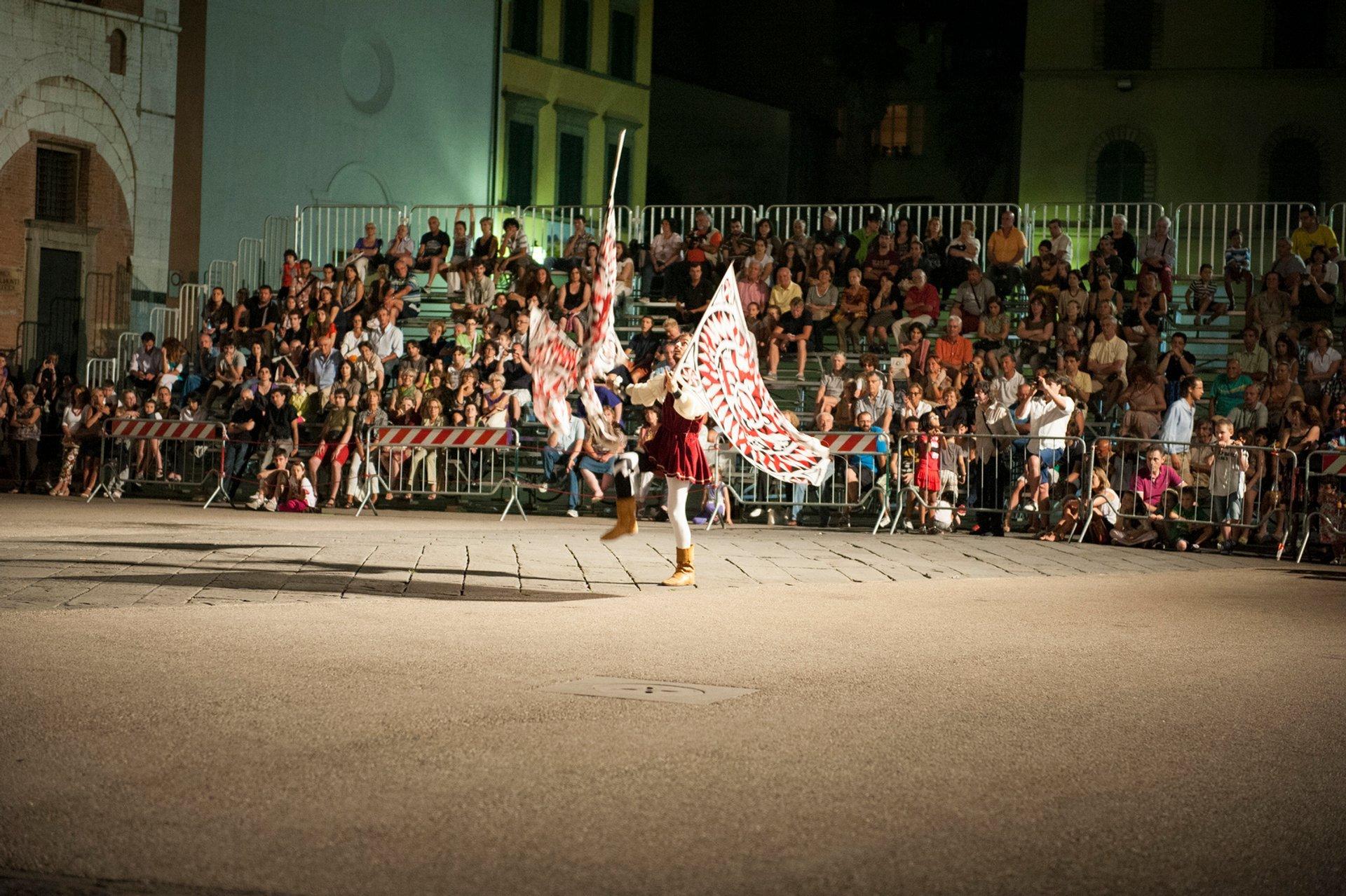 Palio della Balestra in Lucca, Tuscany 2020