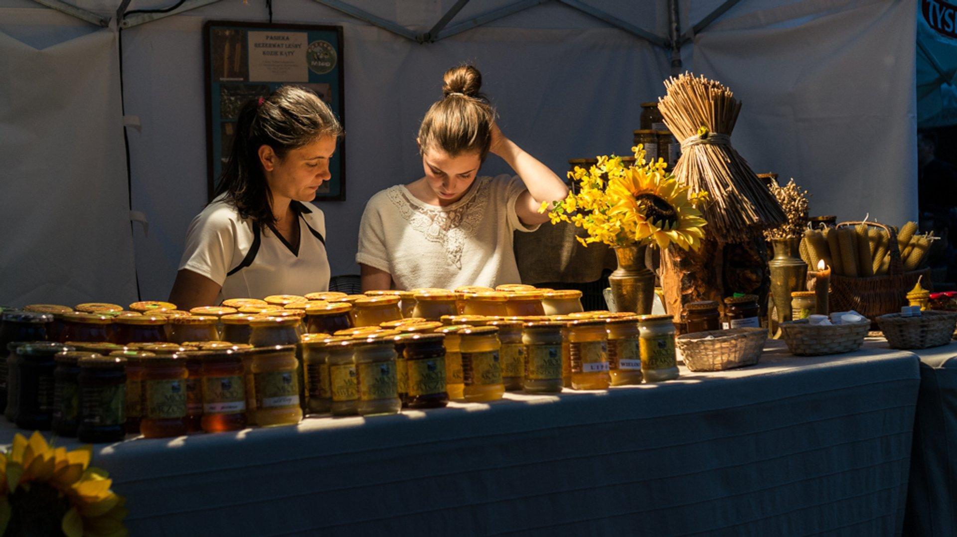 Krakow Honey Harvest & Bee-Keepers Festival in Krakow 2020 - Best Time