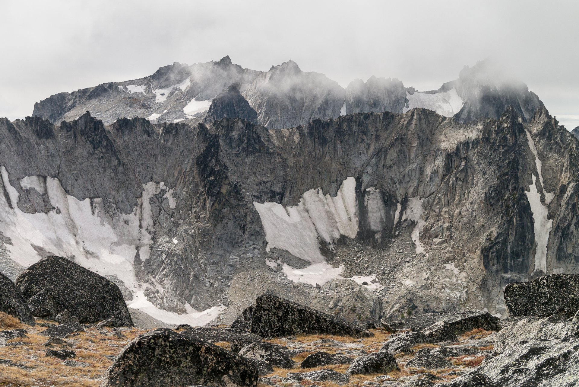 Enchantment Range from Druid Plateau 2020