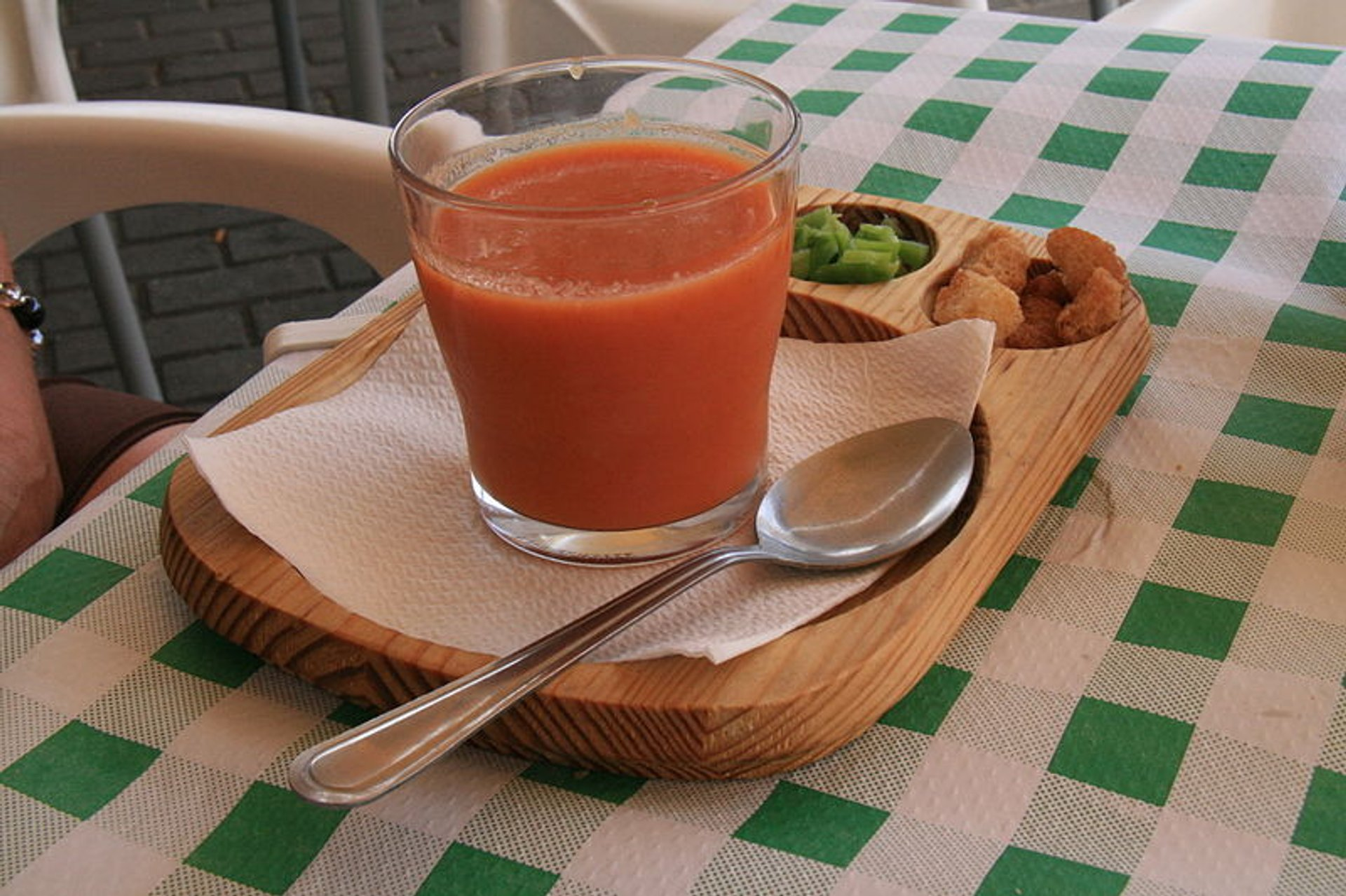 Gazpacho in Seville - Best Season 2019