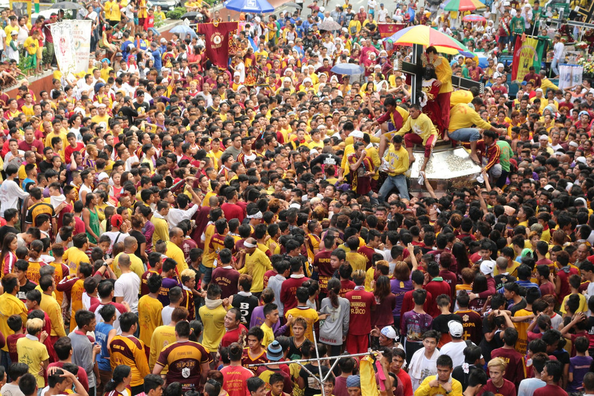 Quiapo Fiesta: Feast of the Black Nazarene in Philippines 2020 - Best Time