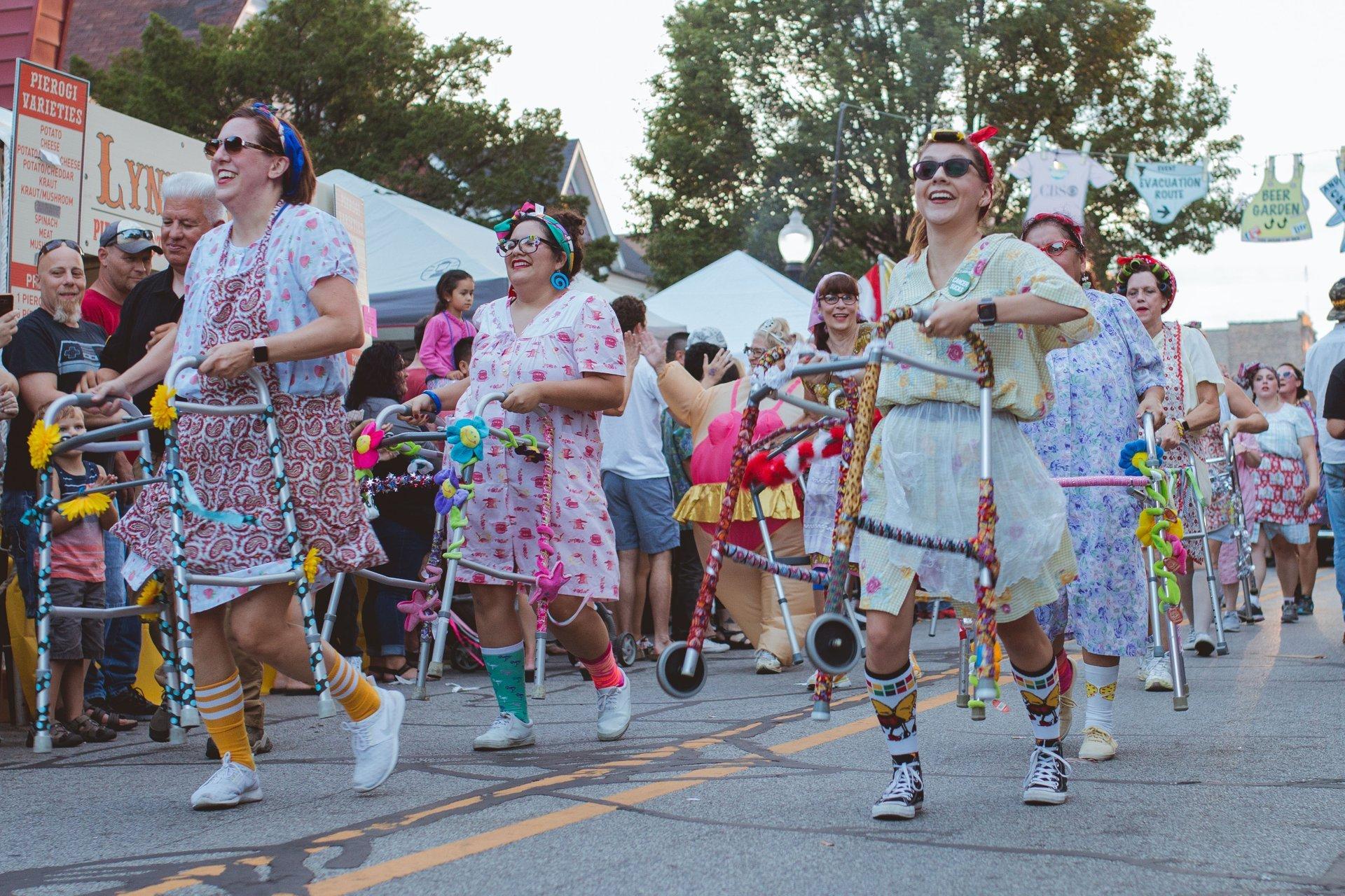 Pierogi Fest in Midwest - Best Season 2019