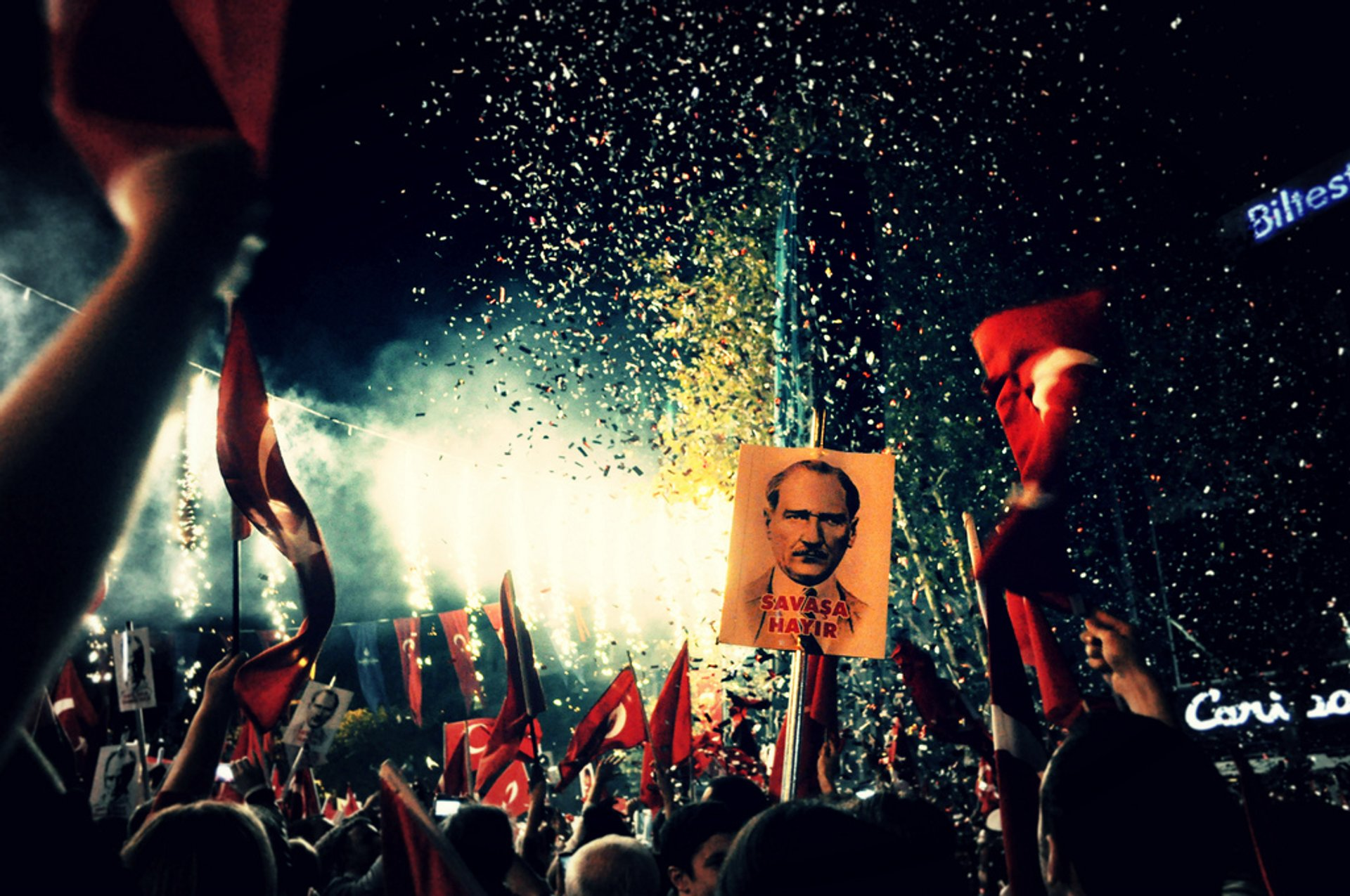 Cumhuriyet Bayramı or Republic Day in Istanbul - Best Season 2019
