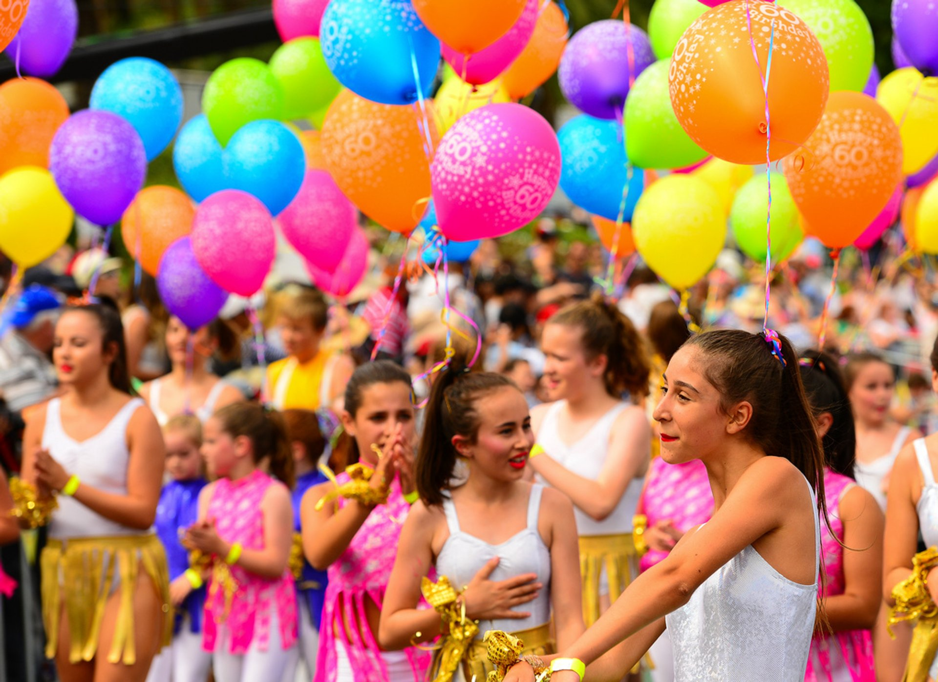 The Moomba Parade  2019