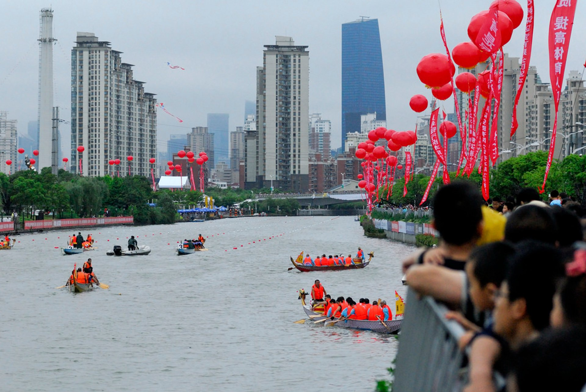 Best time for Dragon Boat Festival 2019