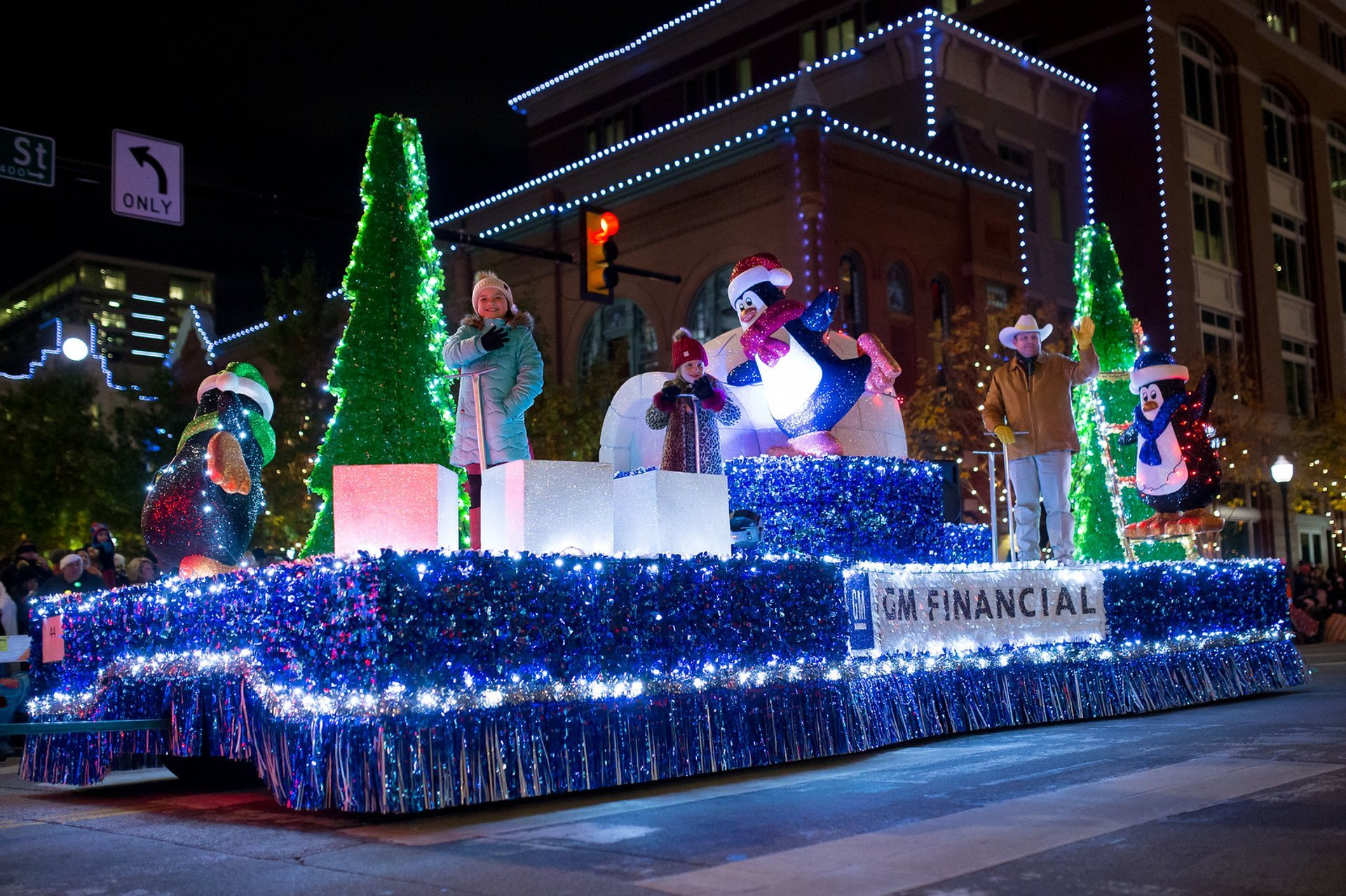 Fort Worth Parade of Lights in Texas - Best Season 2020