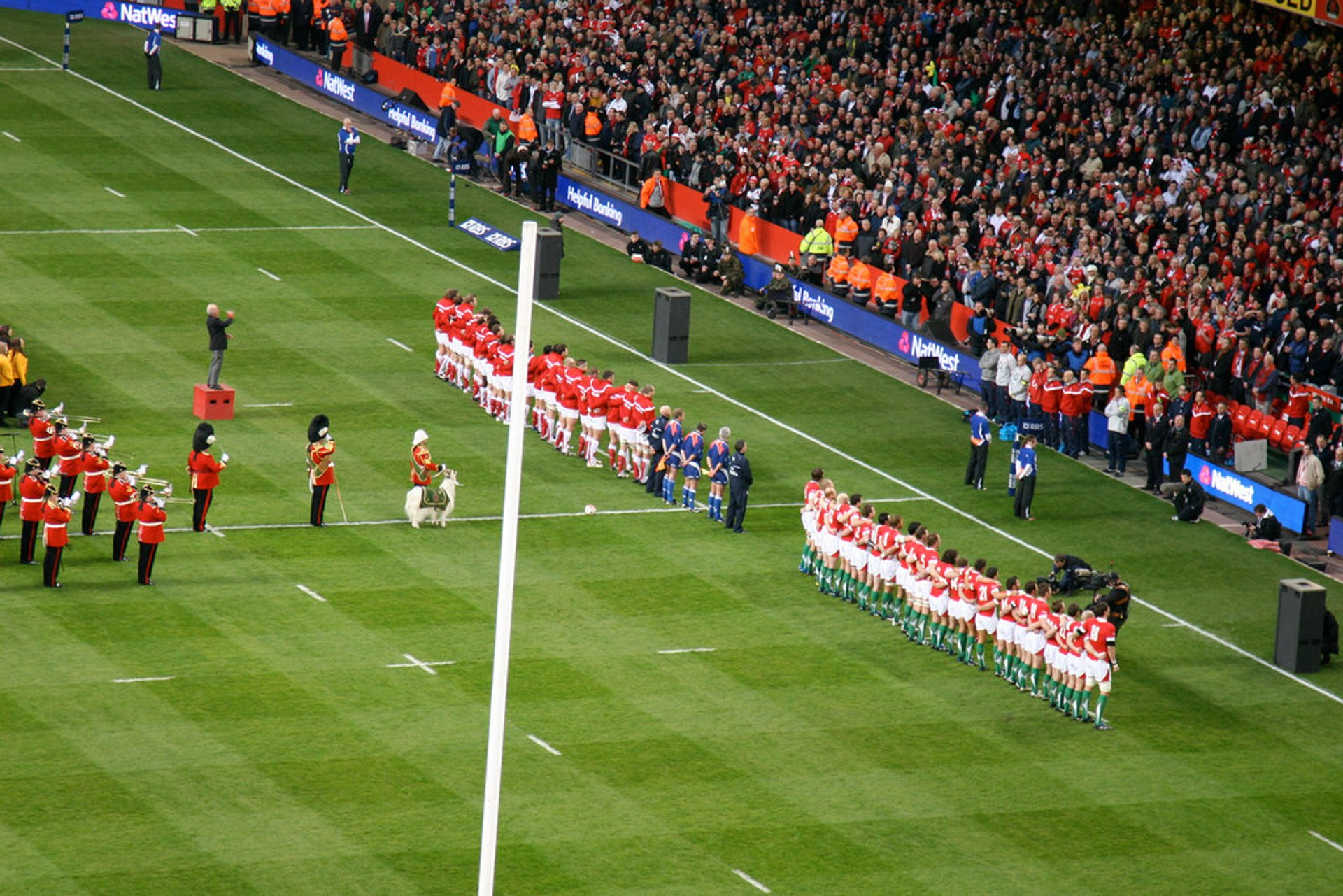 Six Nations Championship in Wales 2019 - Best Time