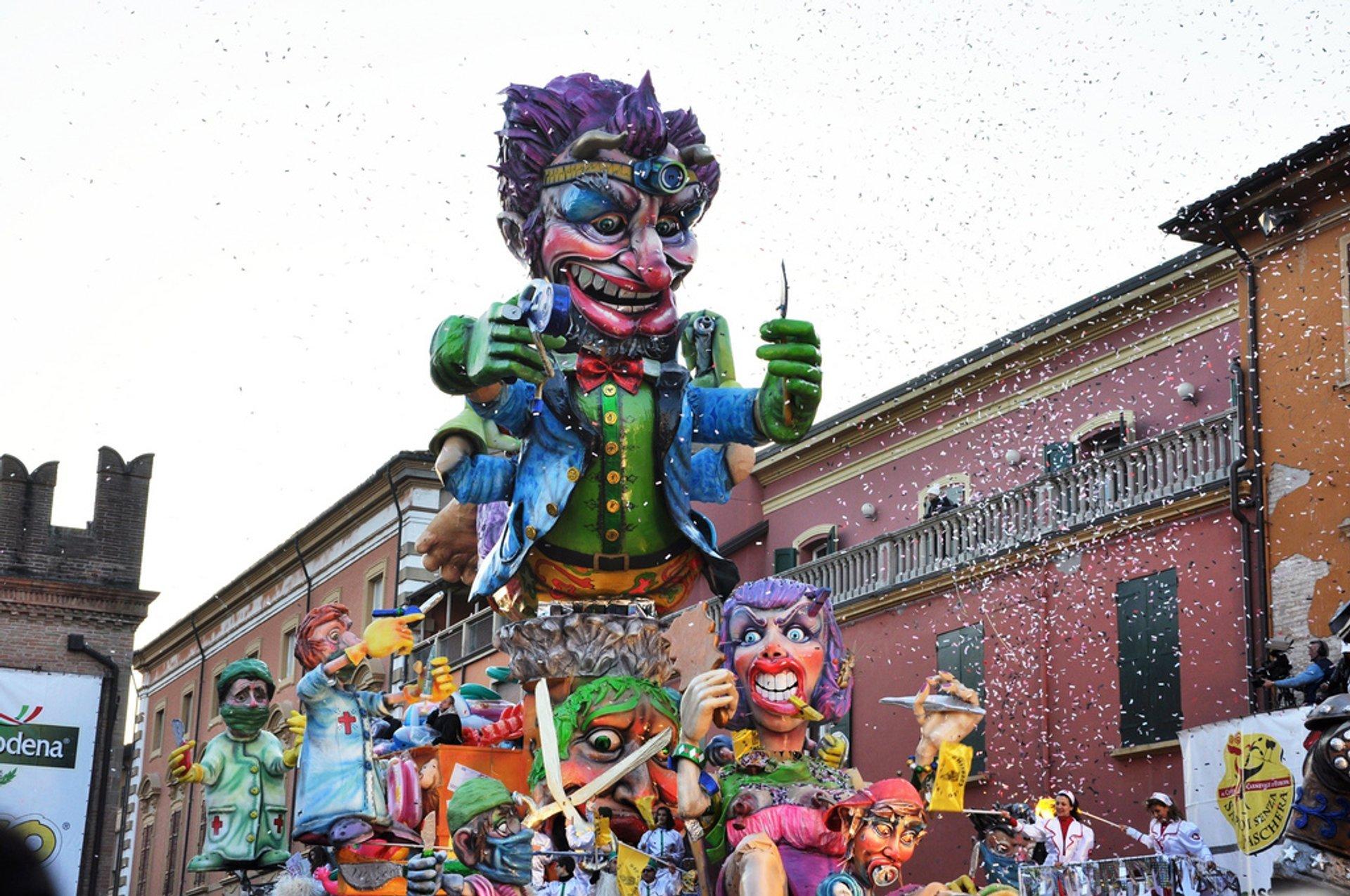 Carnevale di Cento 2020