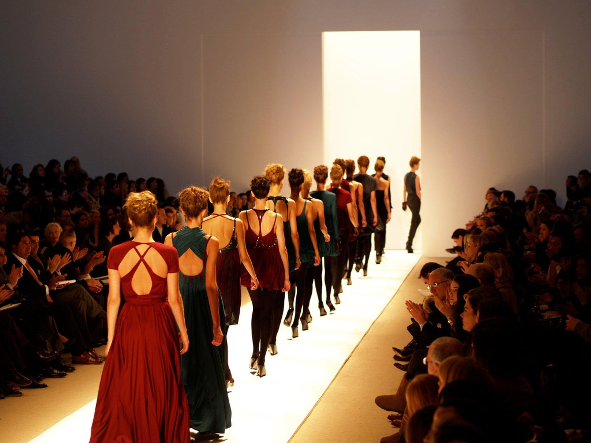 New York Fashion Week in New York - Best Season 2020