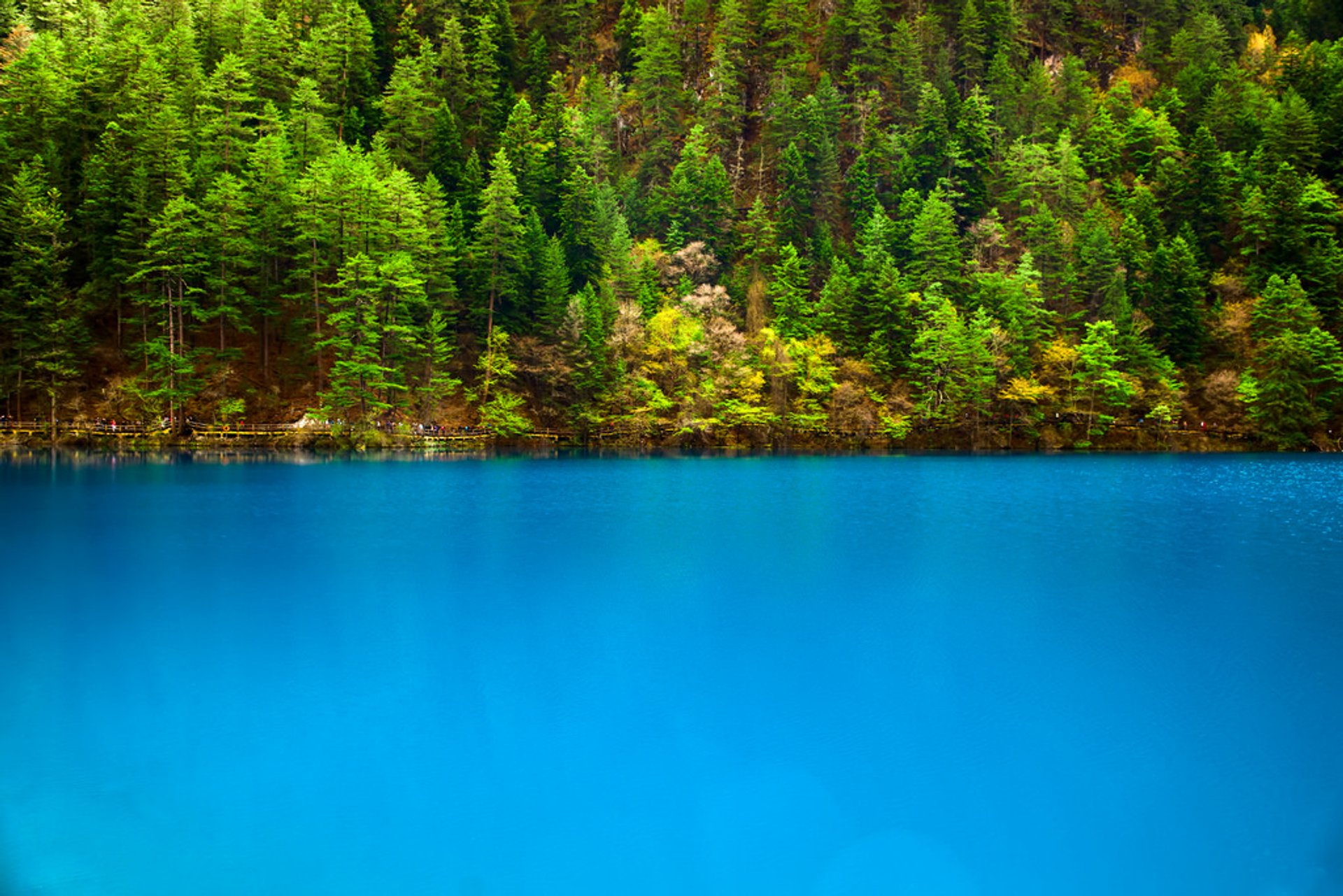 Jiuzhaigou Valley National Park in China 2019 - Best Time