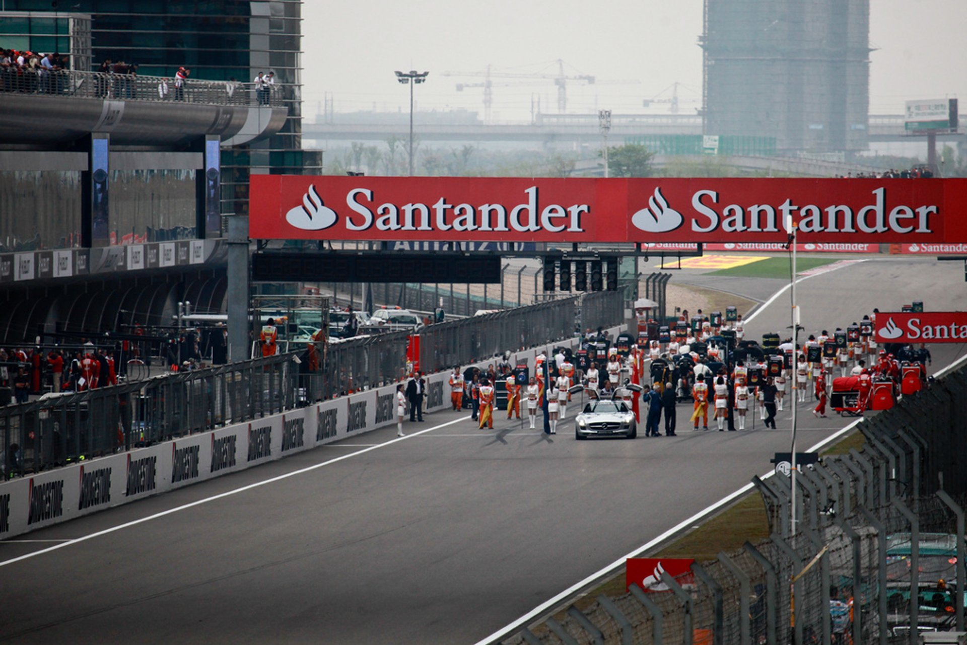 Formula 1 in Shanghai - Best Season