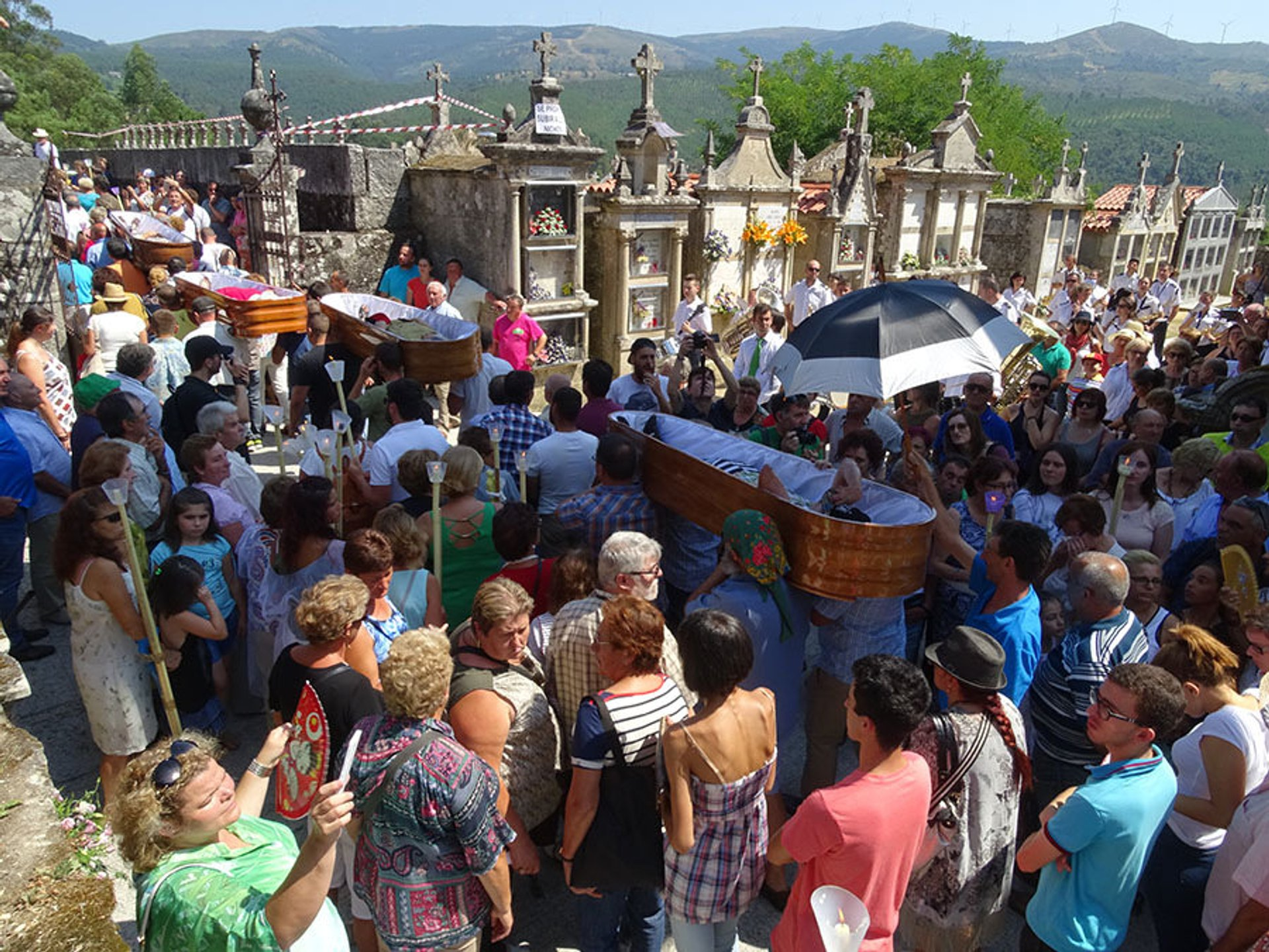 Best time for Festival of Near-Death Experiences in Spain 2020