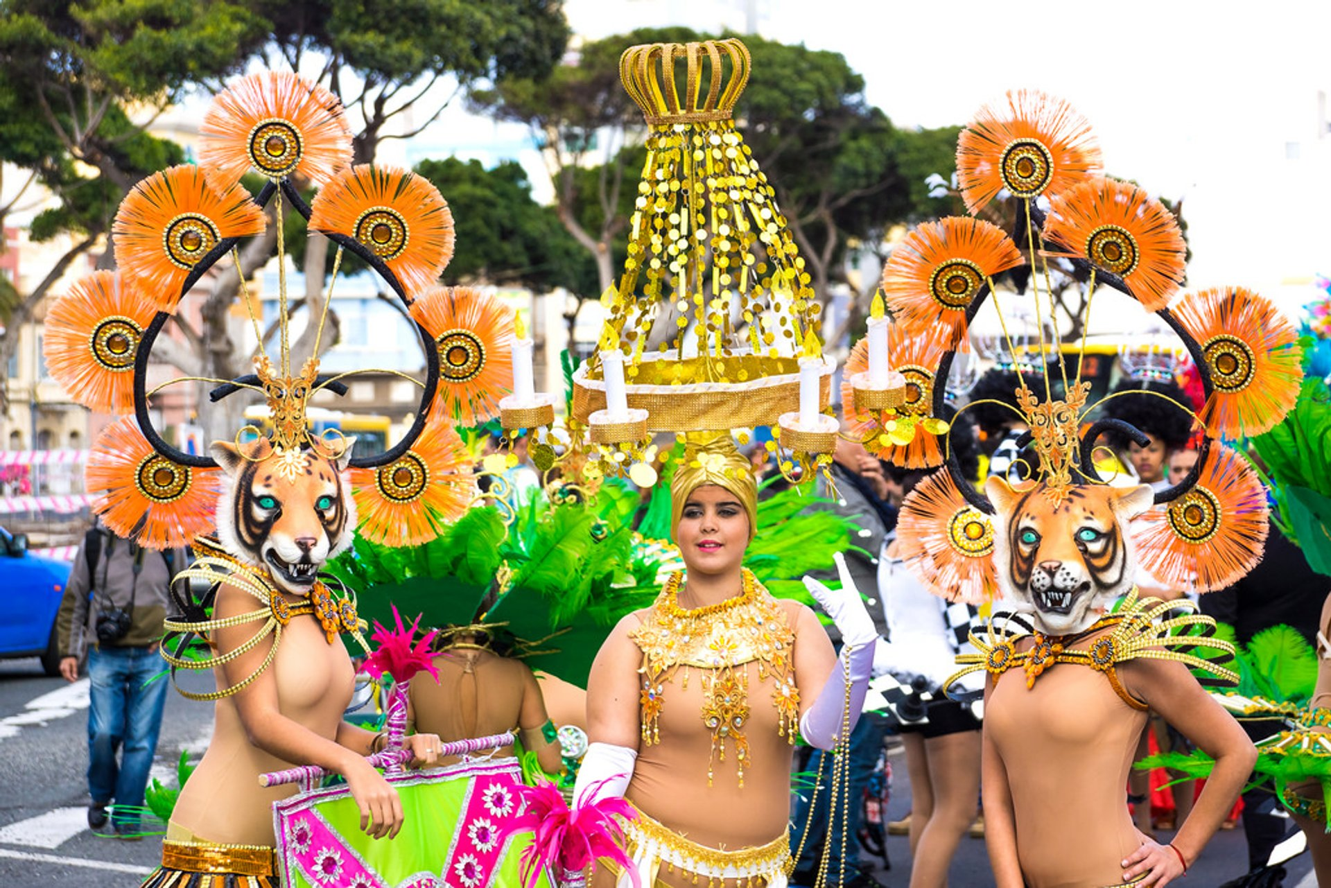 Las Palmas de Gran Canaria Carnival in Canary Islands - Best Season 2019