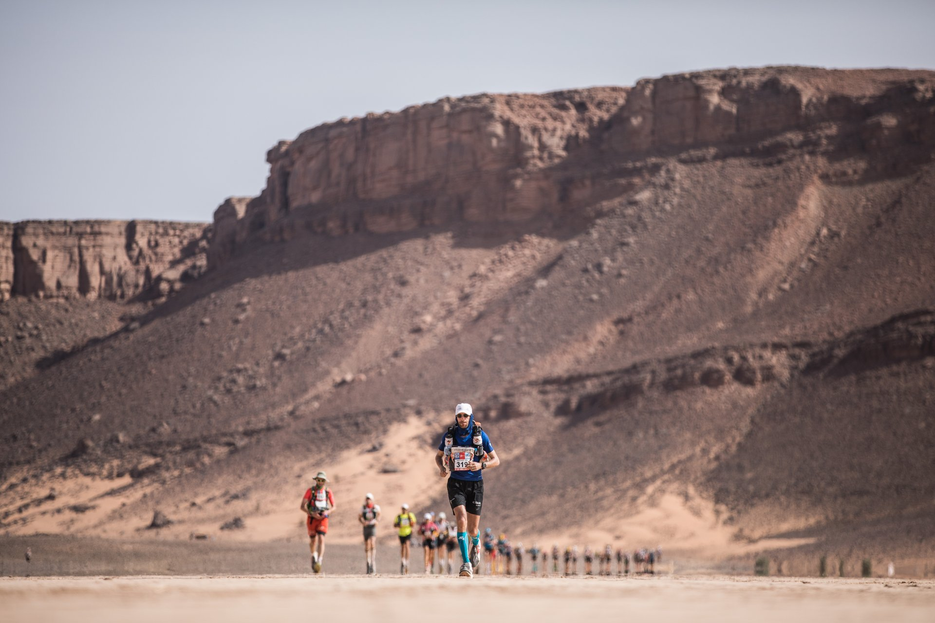 Best time for Marathon Des Sables (MDS) in Morocco 2019