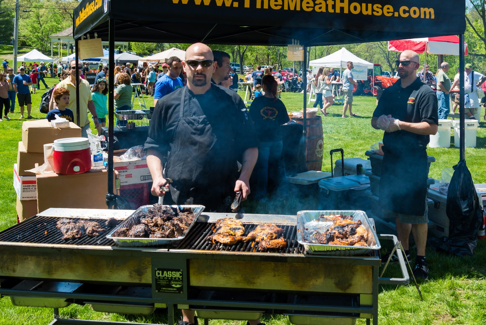 Barbecue Festival in North Carolina 2020 - Best Time