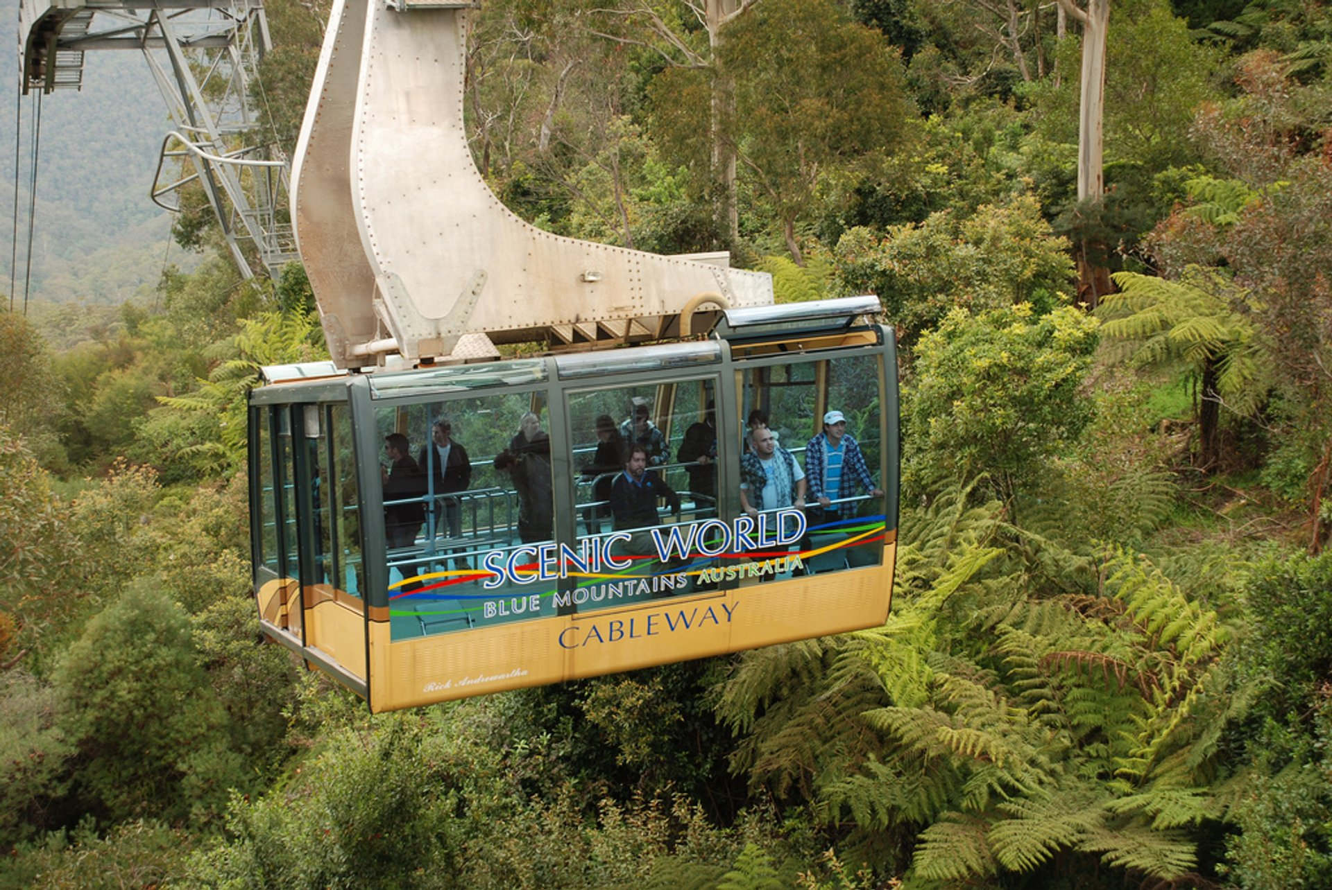 Scenic Cableway 2020