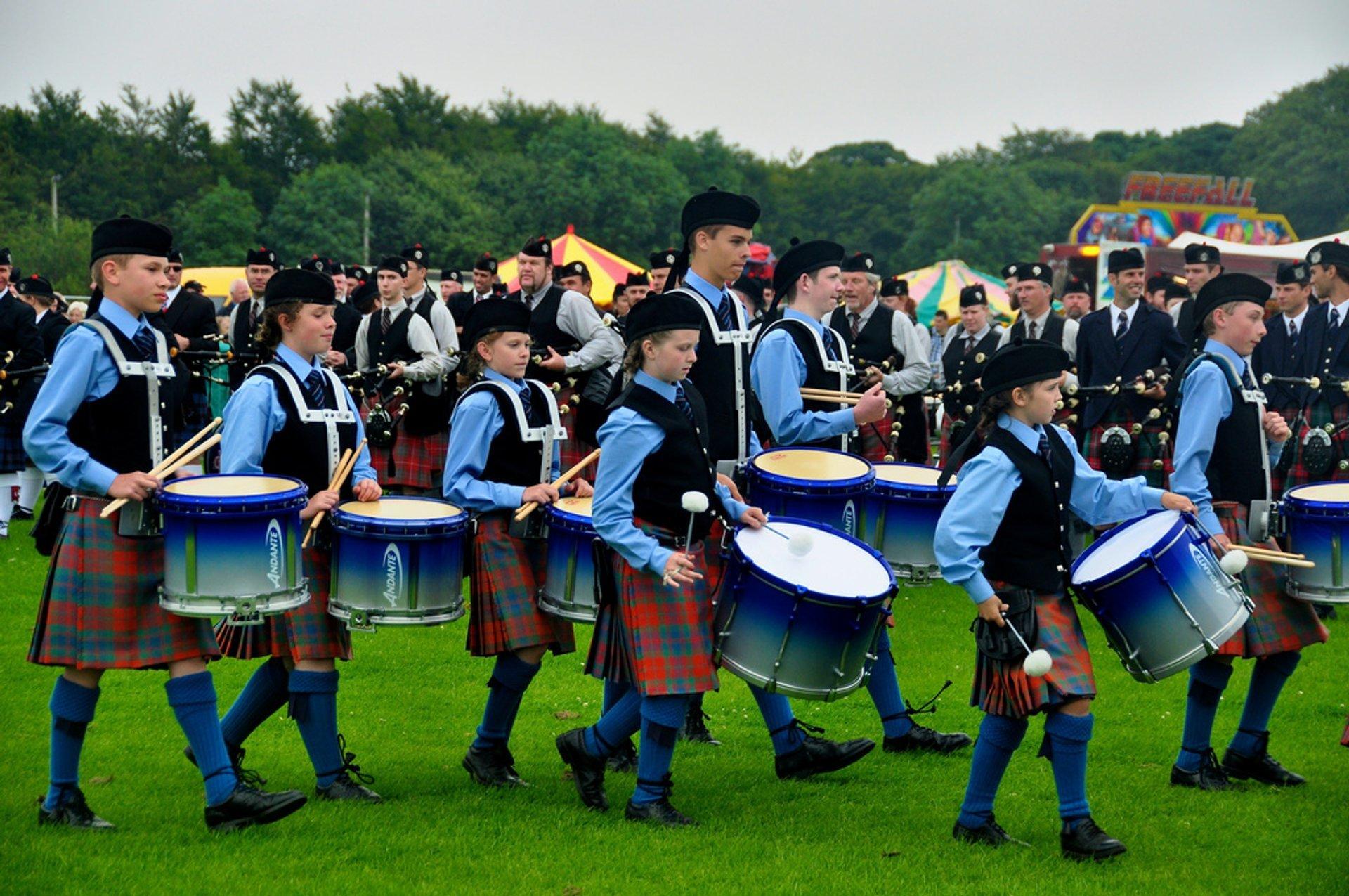 North Berwick International Highland Games in Edinburgh 2019 - Best Time