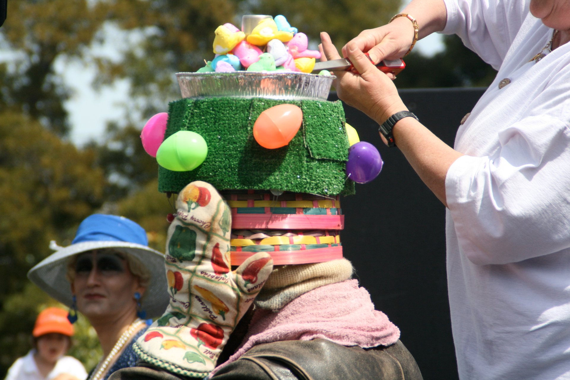 Easter bonnet contest 2020