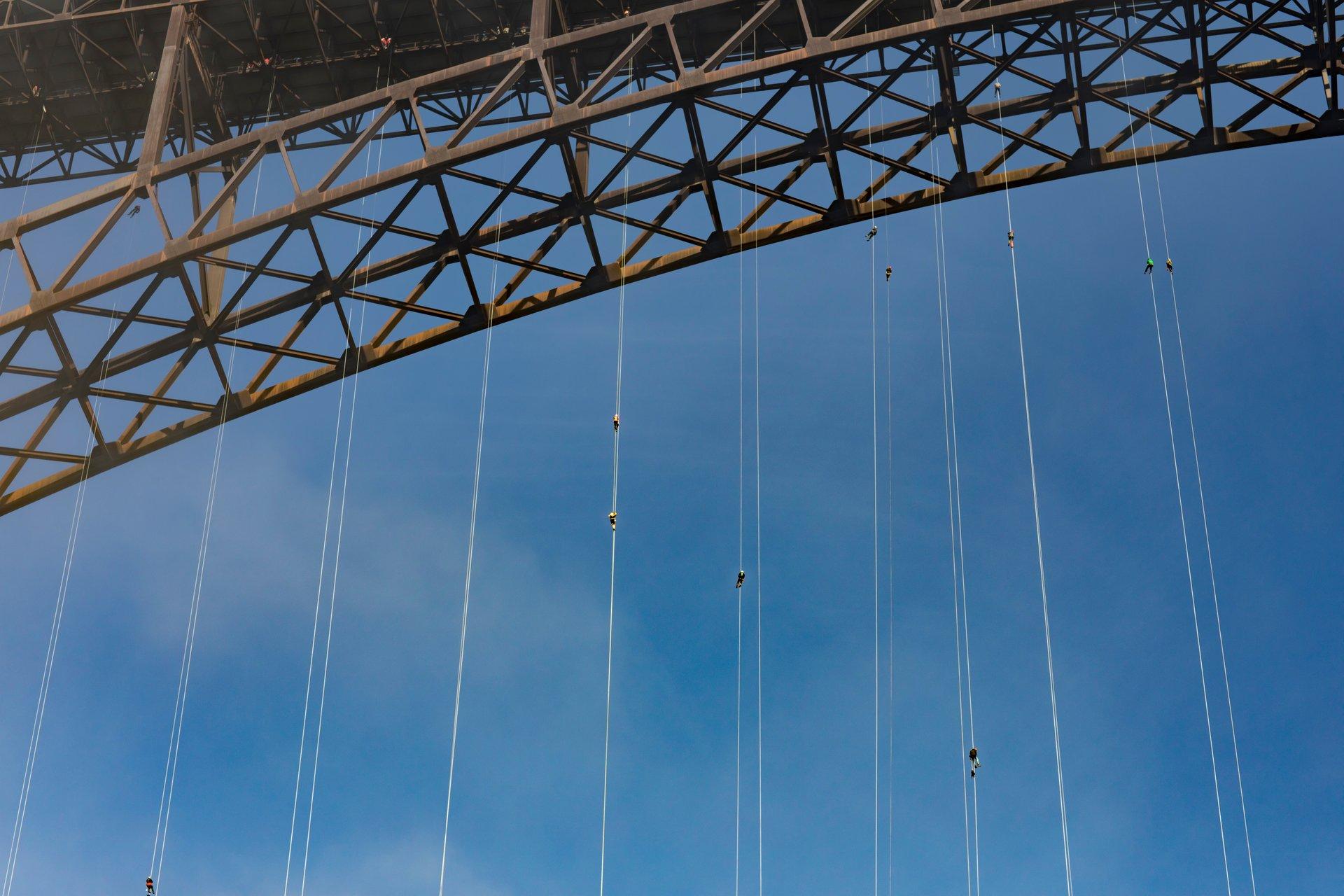 Bridge Day in West Virginia - Best Season 2020
