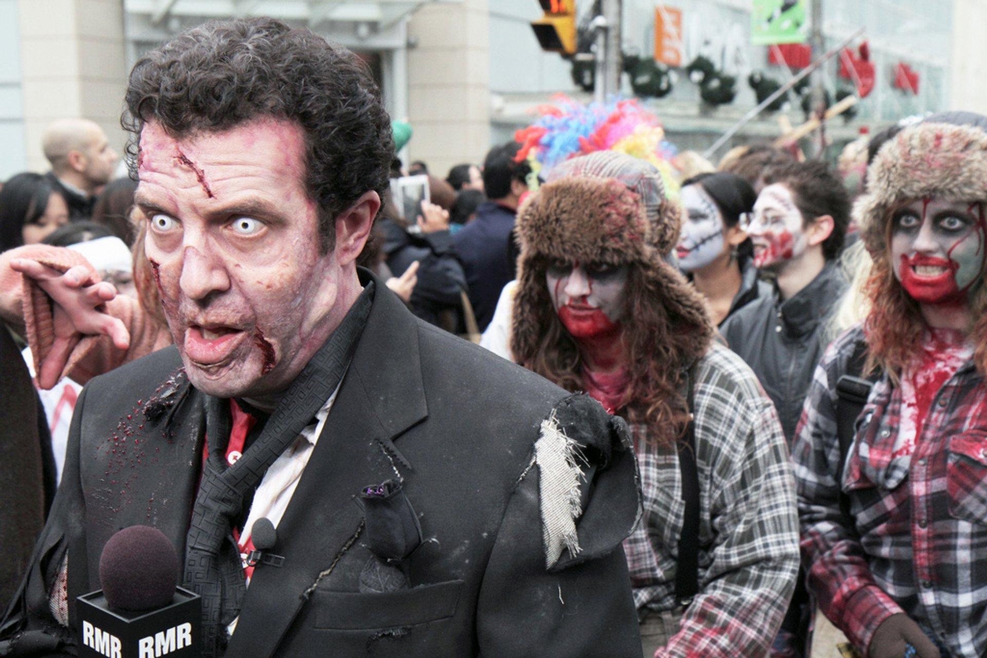Toronto Zombie Walk 2020