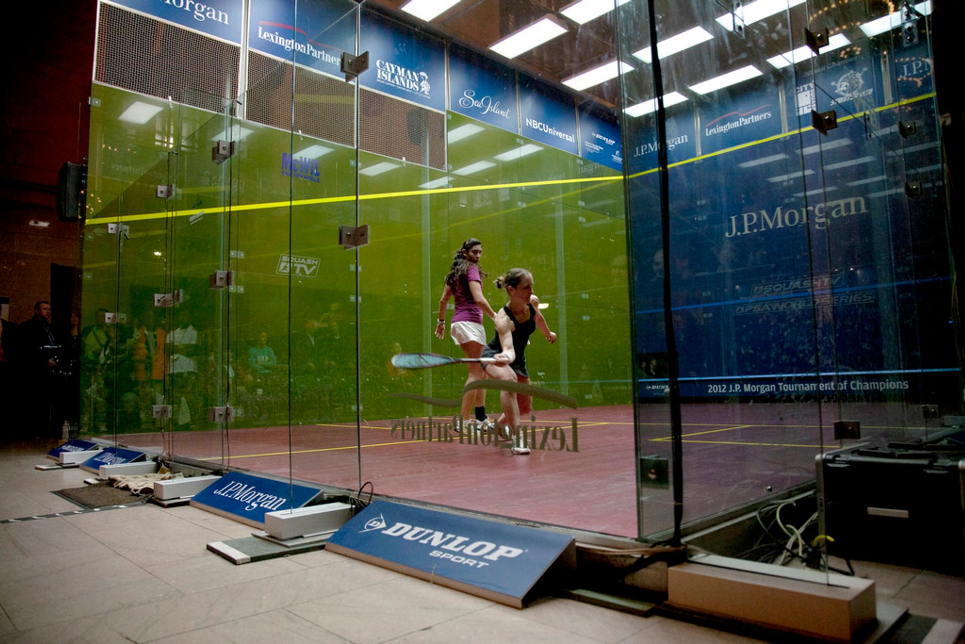 Best time to see Tournament of Champions Squash in New York 2020