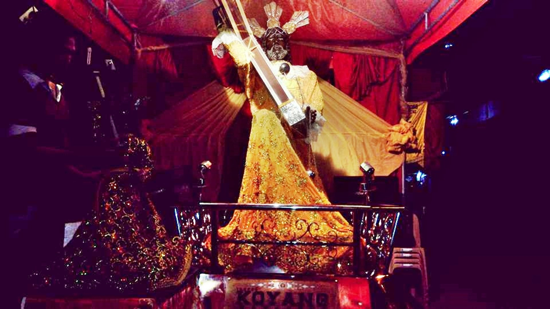 Best time to see Quiapo Fiesta: Feast of the Black Nazarene in Philippines 2020