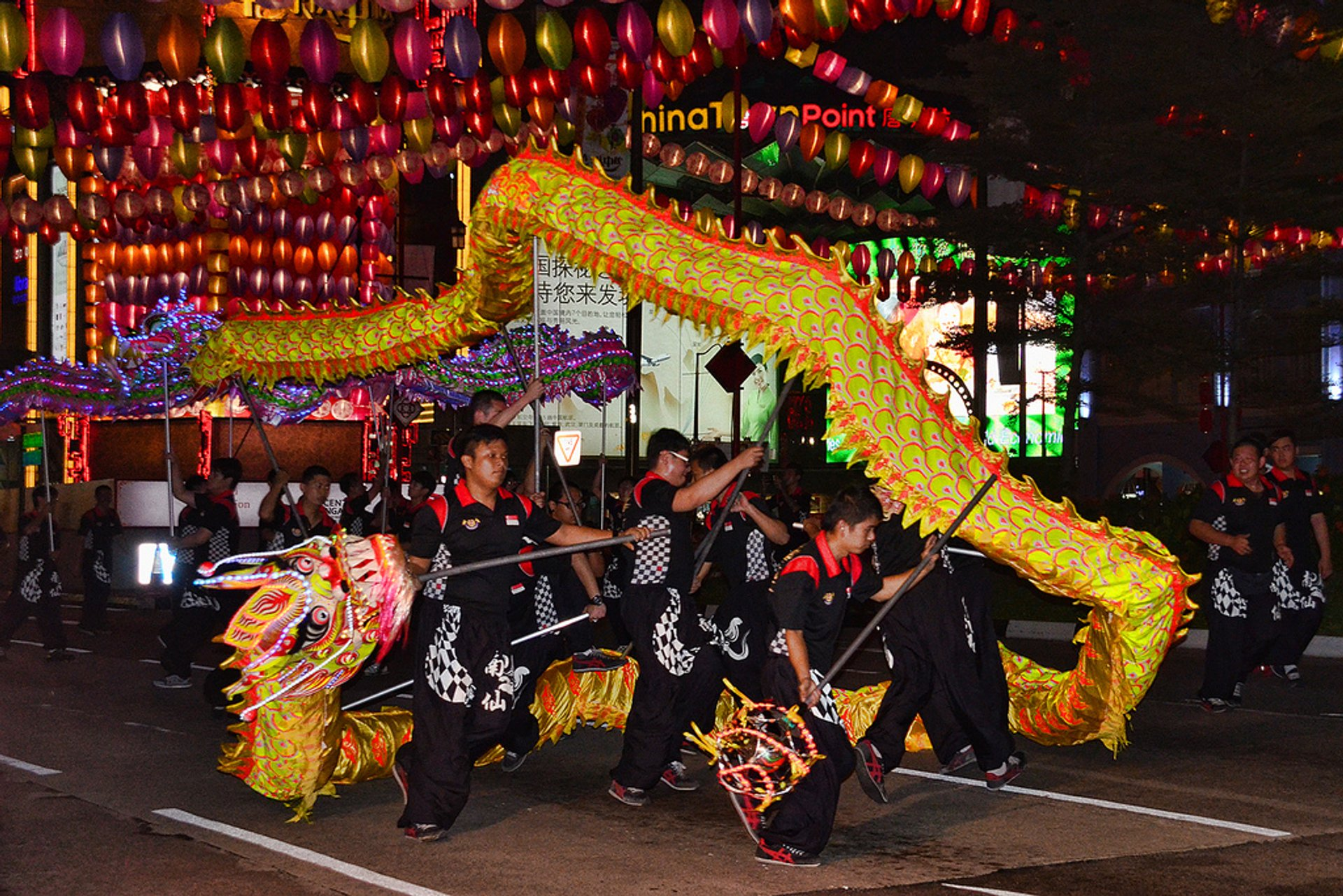Best time for Mid-Autumn Festival in Singapore