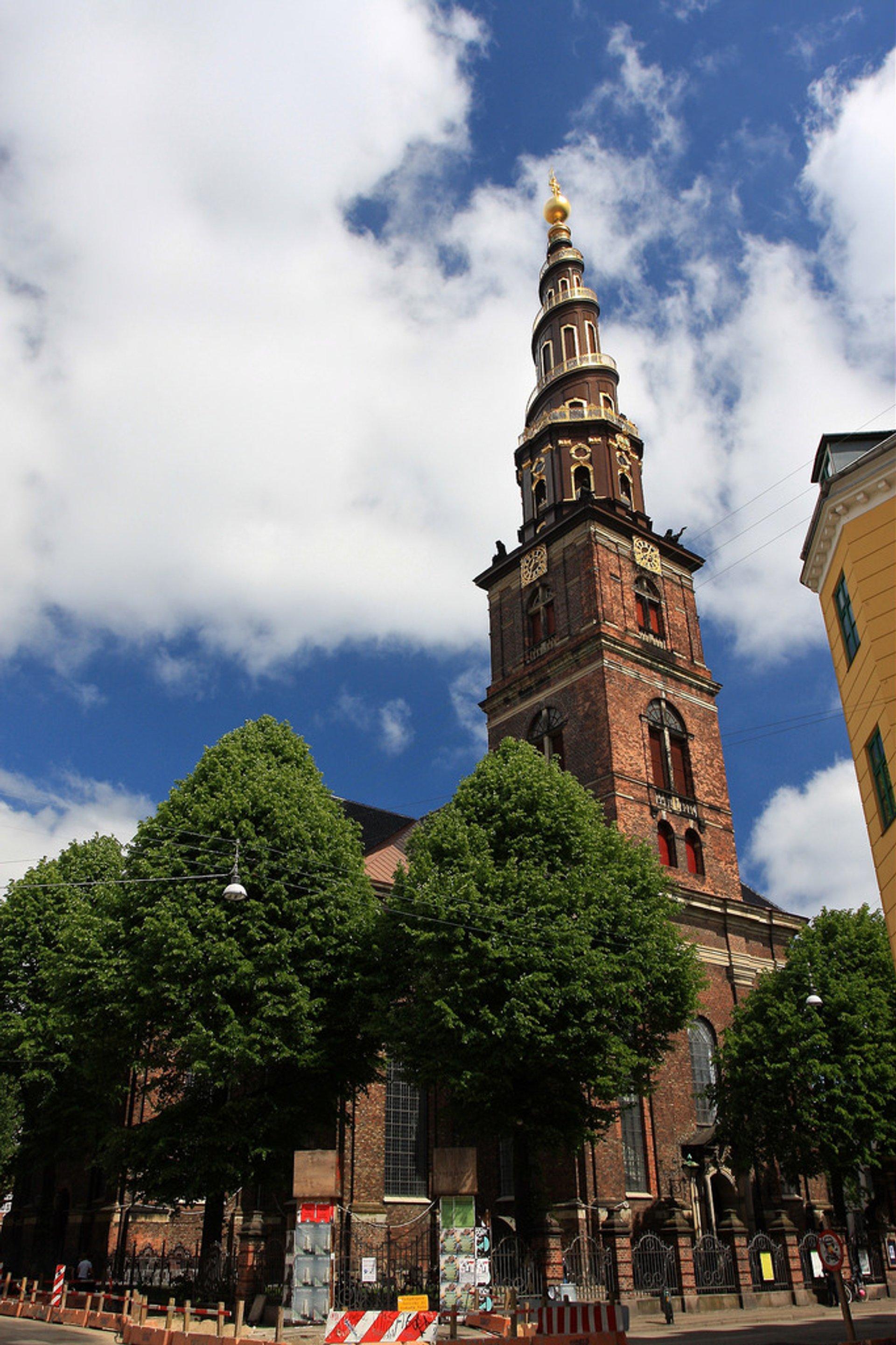Tower of Our Saviour's Church in Copenhagen - Best Season 2020