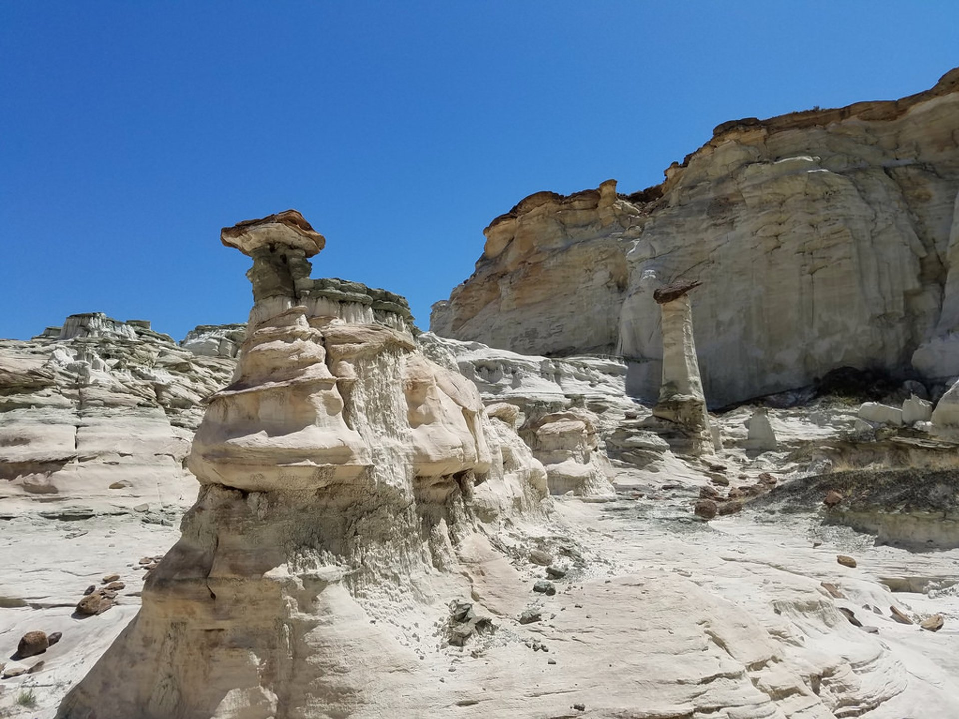 Best time for Wahweap Hoodoos Trail in Utah 2020