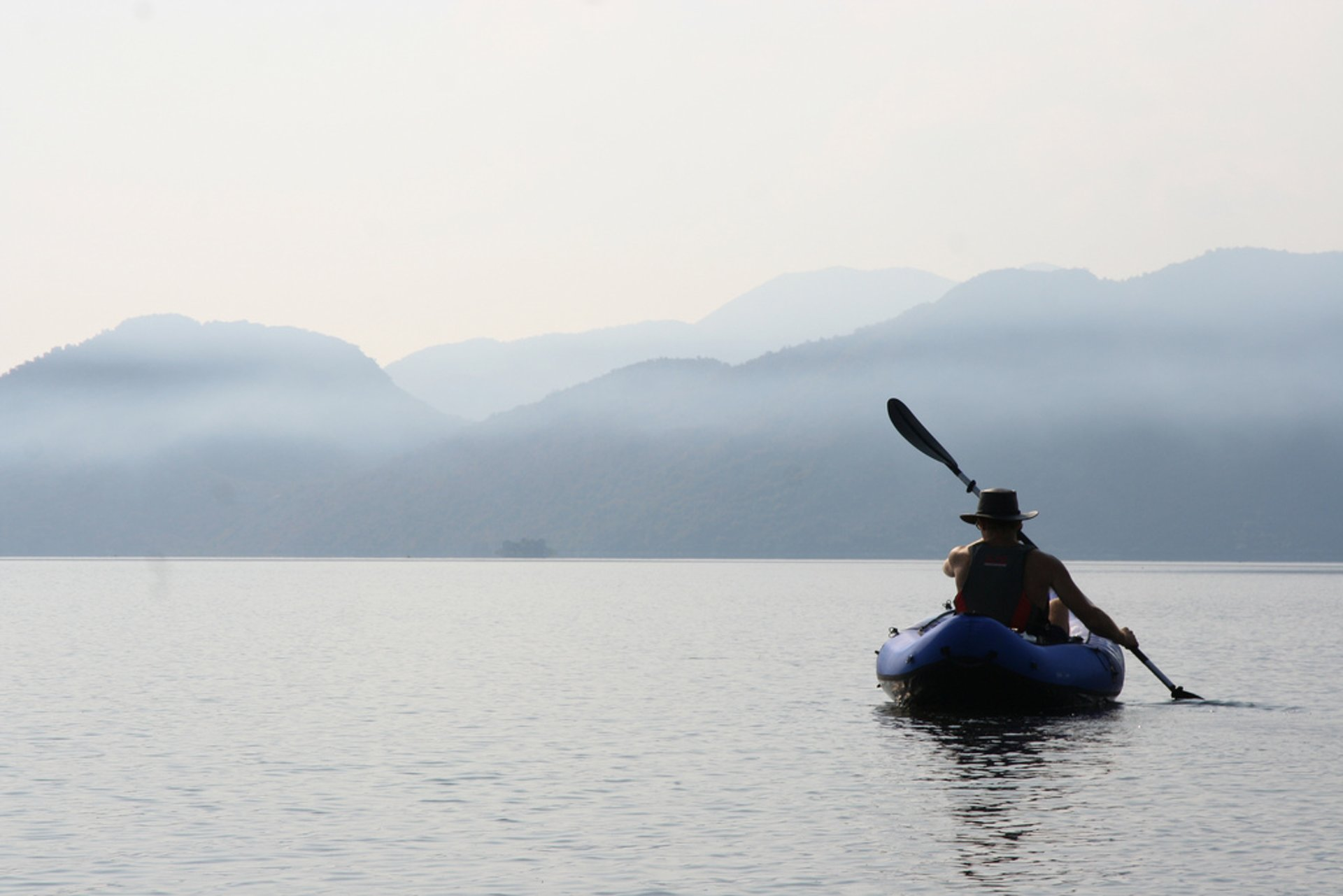 Kayaking in Montenegro 2019 - Best Time