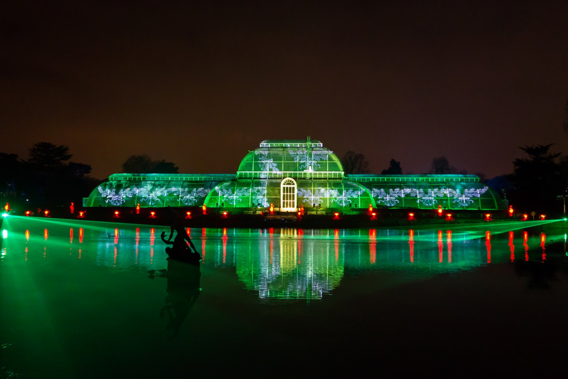 Christmas At Kew Gardens 2018 In London Dates Map