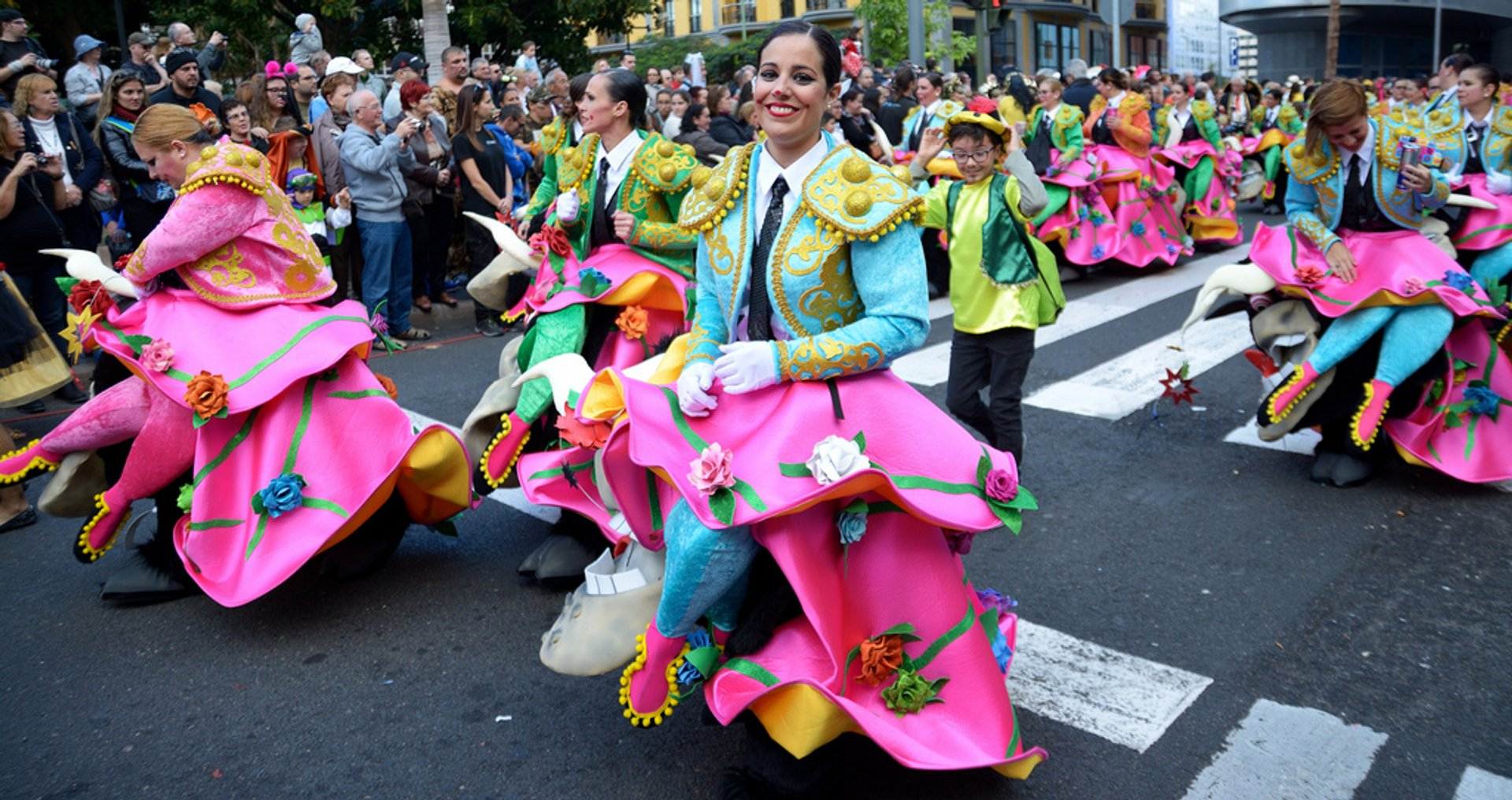 Best time for Las Palmas de Gran Canaria Carnival in Canary Islands 2019