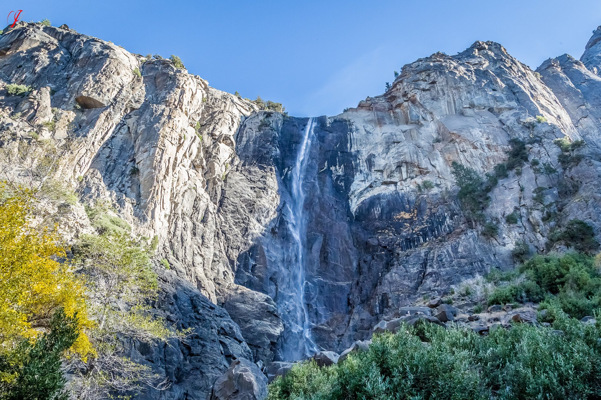 Upper Yosemite Fall 2020