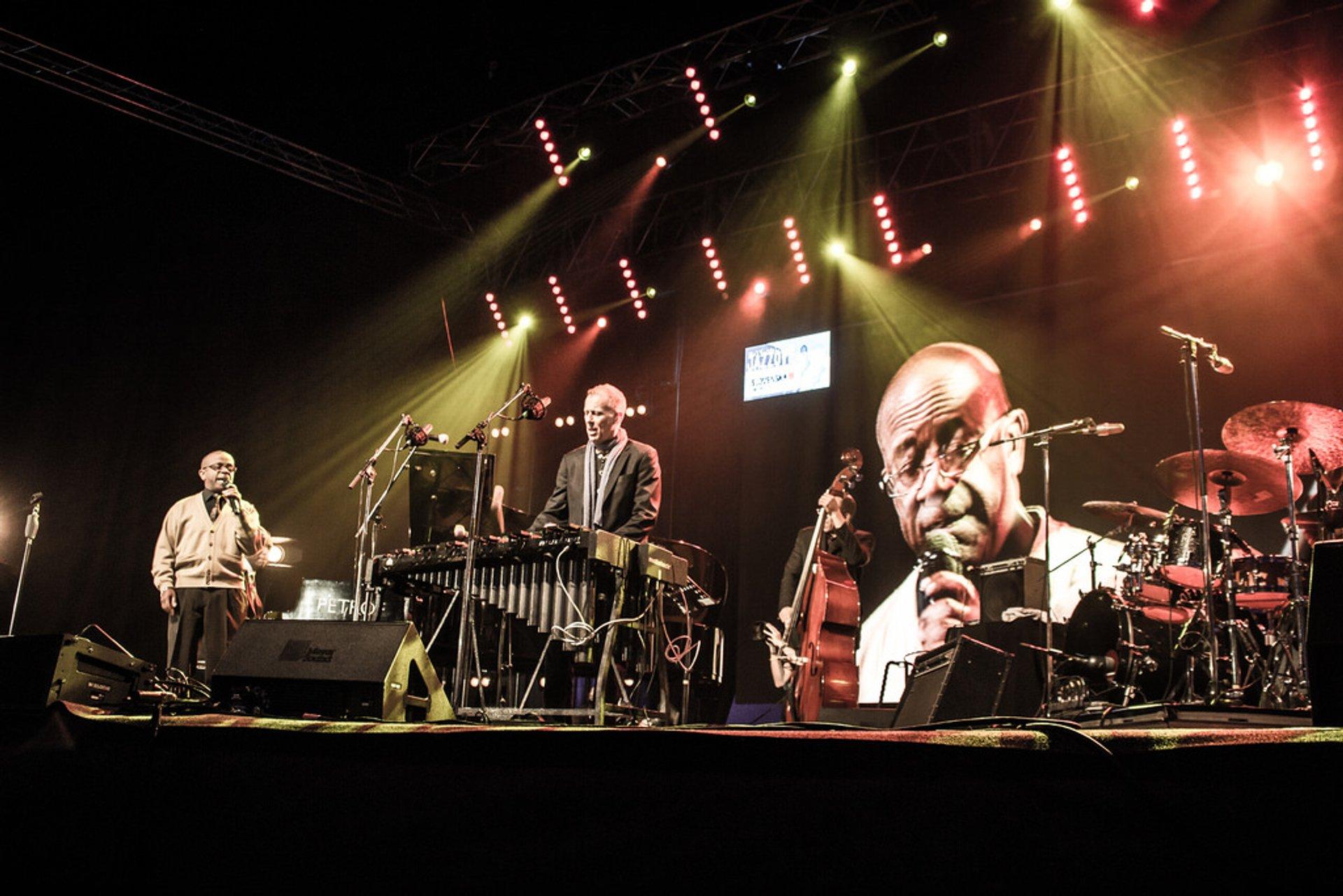 Bratislava Jazz Days  in Slovakia 2020 - Best Time