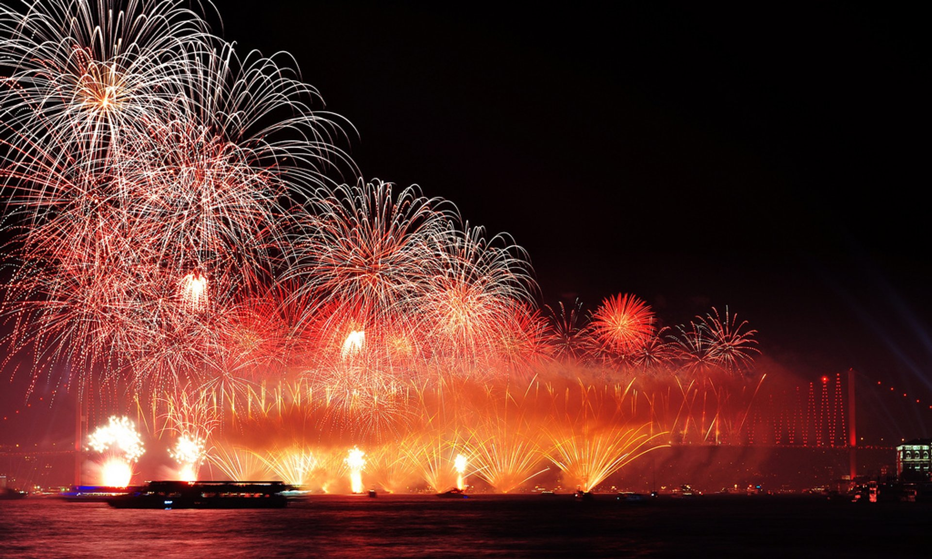 Best time for Cumhuriyet Bayramı or Republic Day in Istanbul 2020