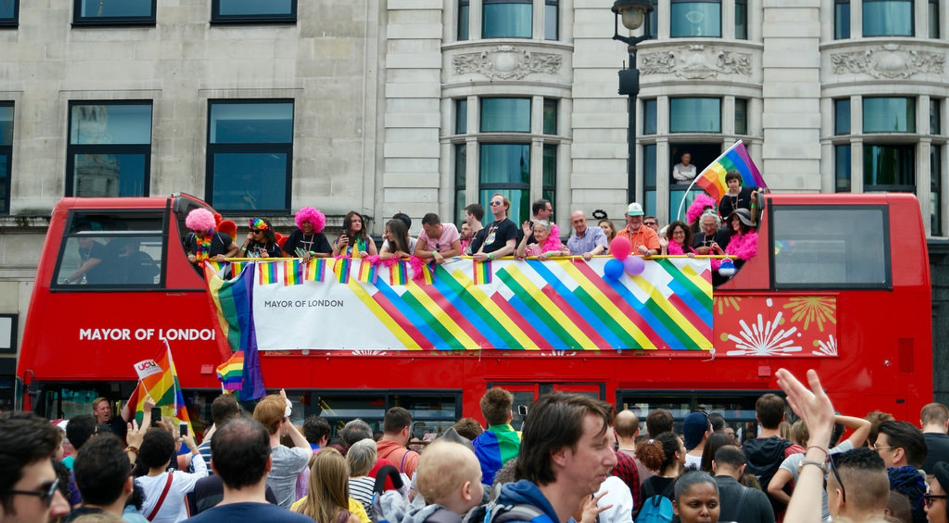 Best time for Pride in London Parade in London 2020