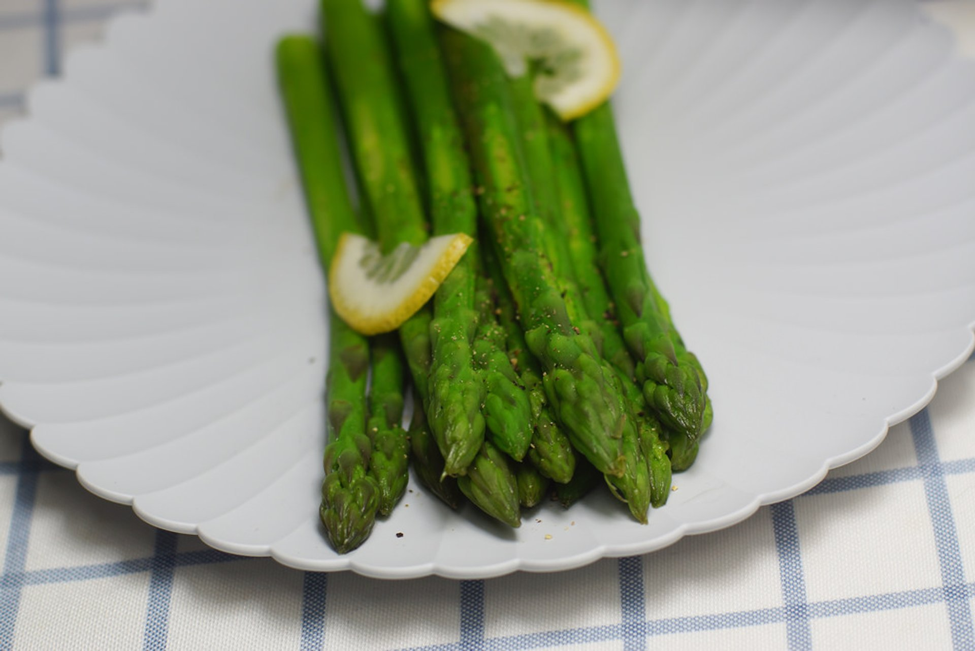 Asparagus in Japan - Best Season 2020