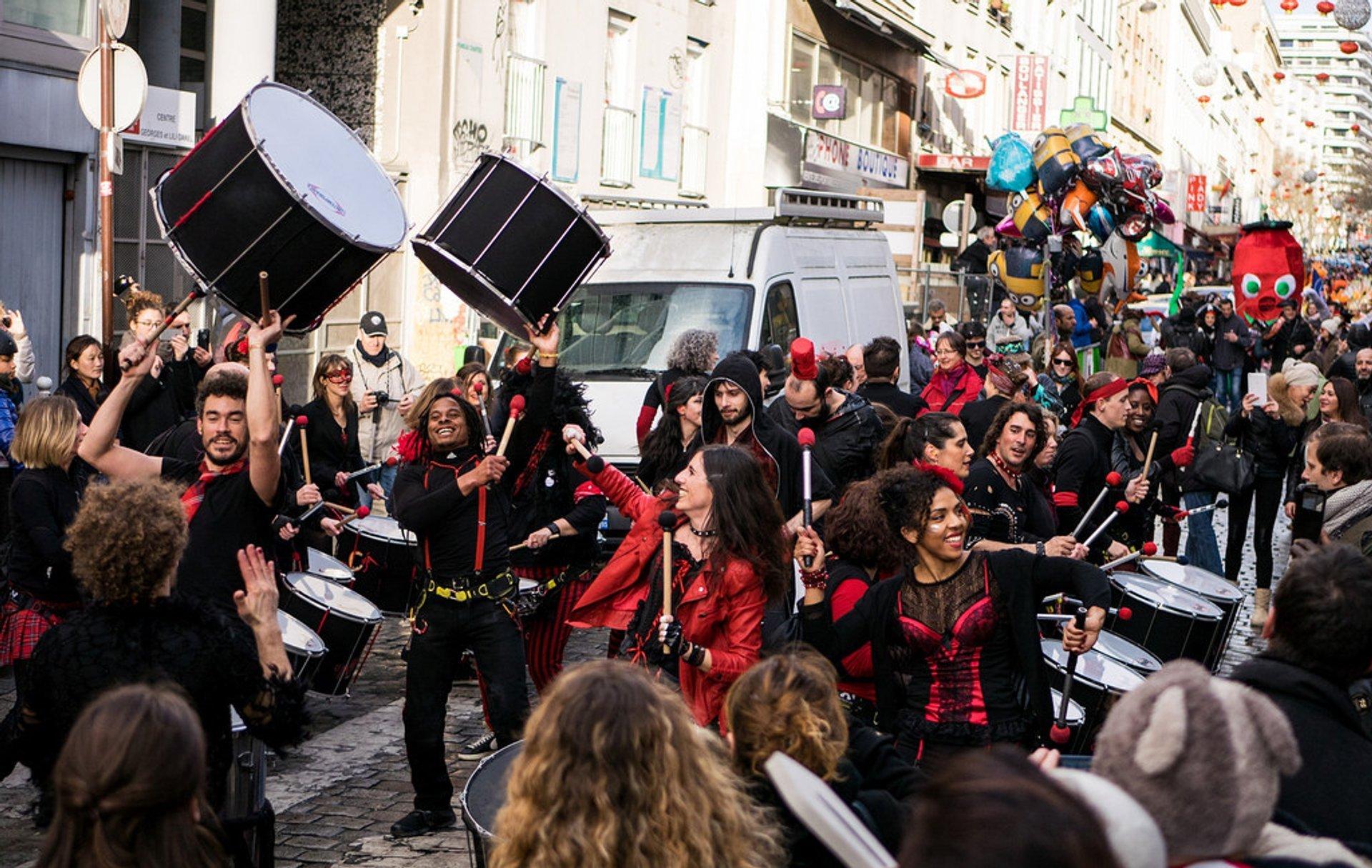 Carnaval de Paris and Carnaval des Femmes in Paris - Best Season 2020
