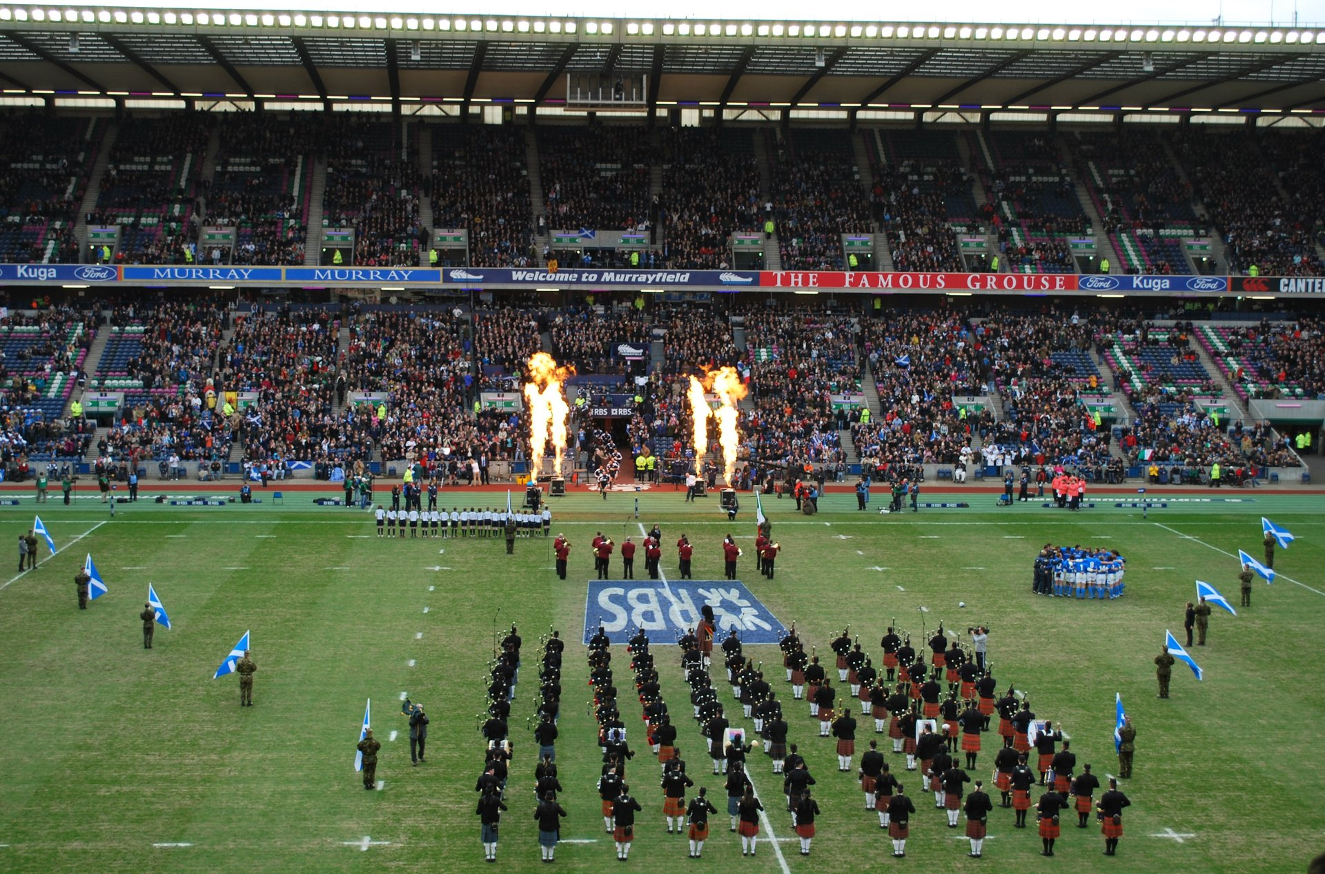 Rugby in Edinburgh: Six Nations Cup in Edinburgh - Best Season 2019